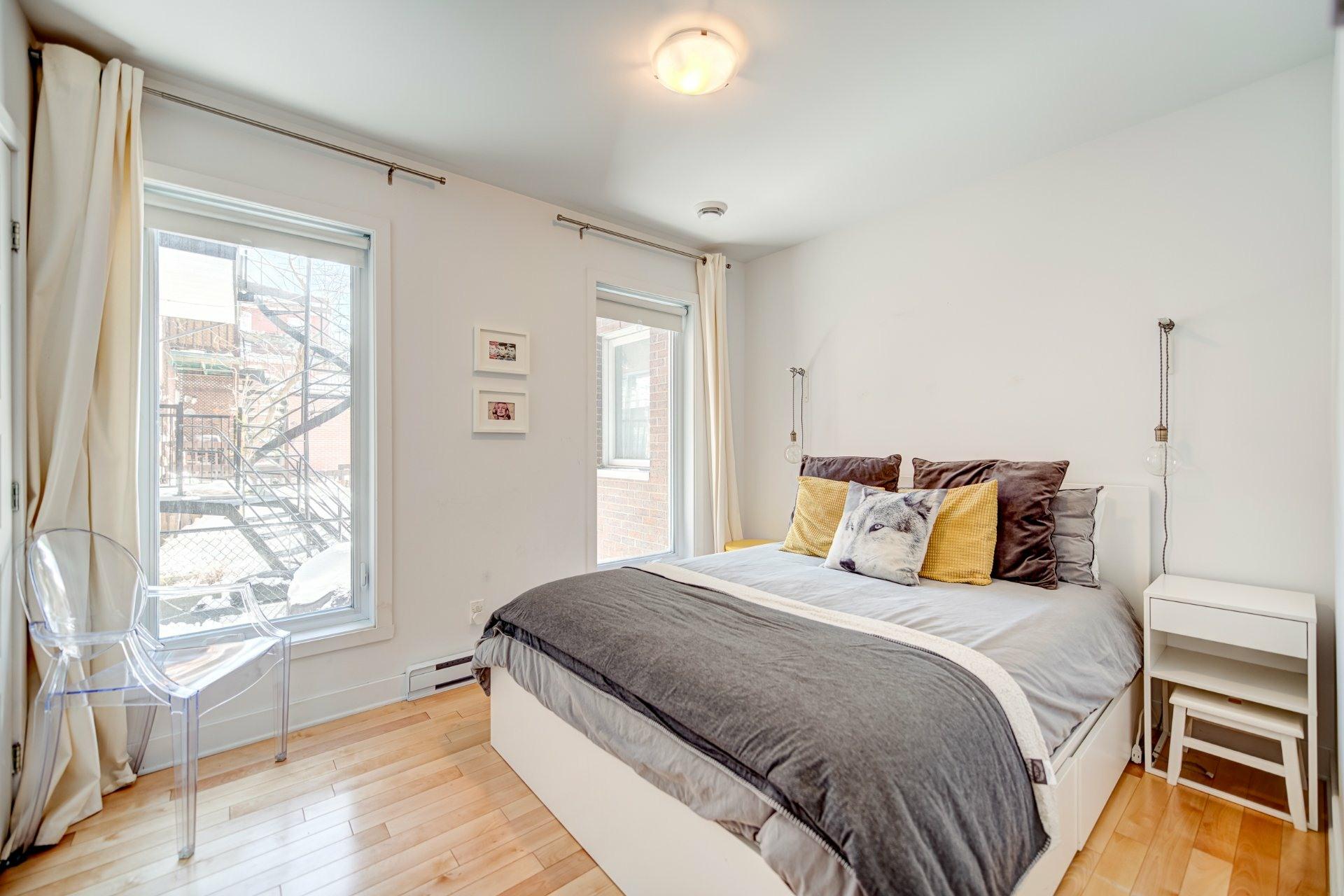 image 11 - Appartement À vendre Rosemont/La Petite-Patrie Montréal  - 6 pièces