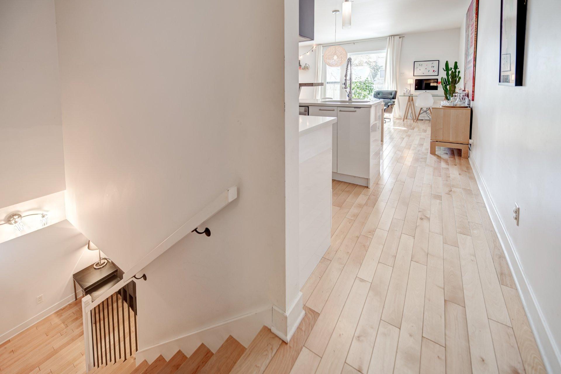 image 15 - Apartment For sale Rosemont/La Petite-Patrie Montréal  - 6 rooms