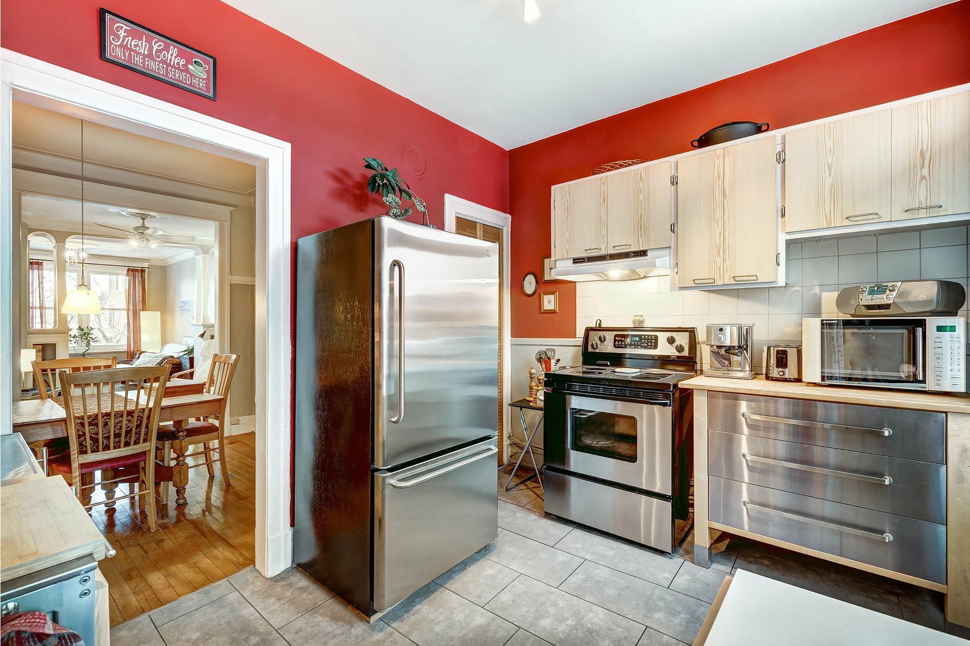image 7 - Apartment For sale Rosemont/La Petite-Patrie Montréal  - 7 rooms