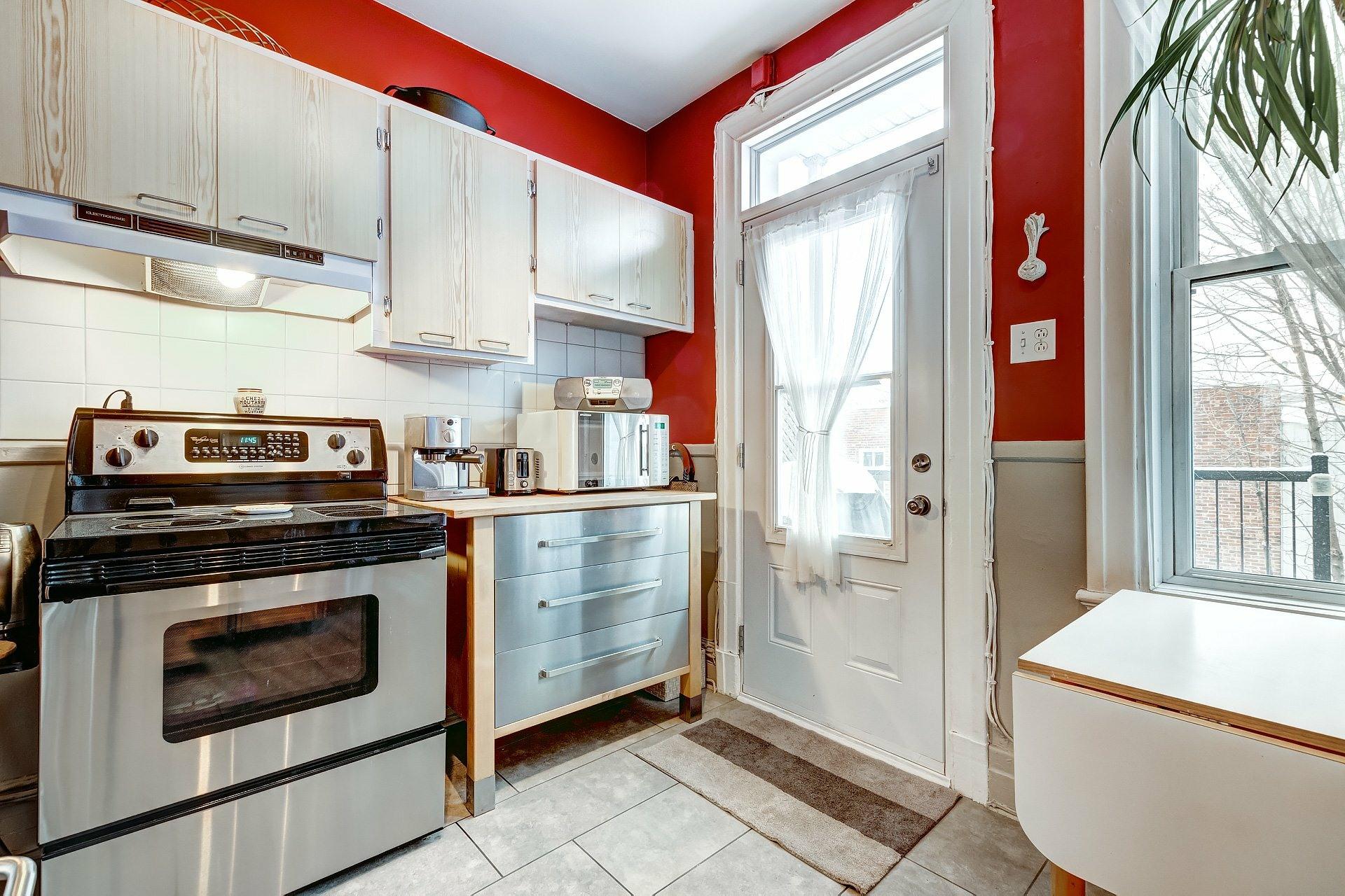 image 4 - Apartment For sale Rosemont/La Petite-Patrie Montréal  - 7 rooms