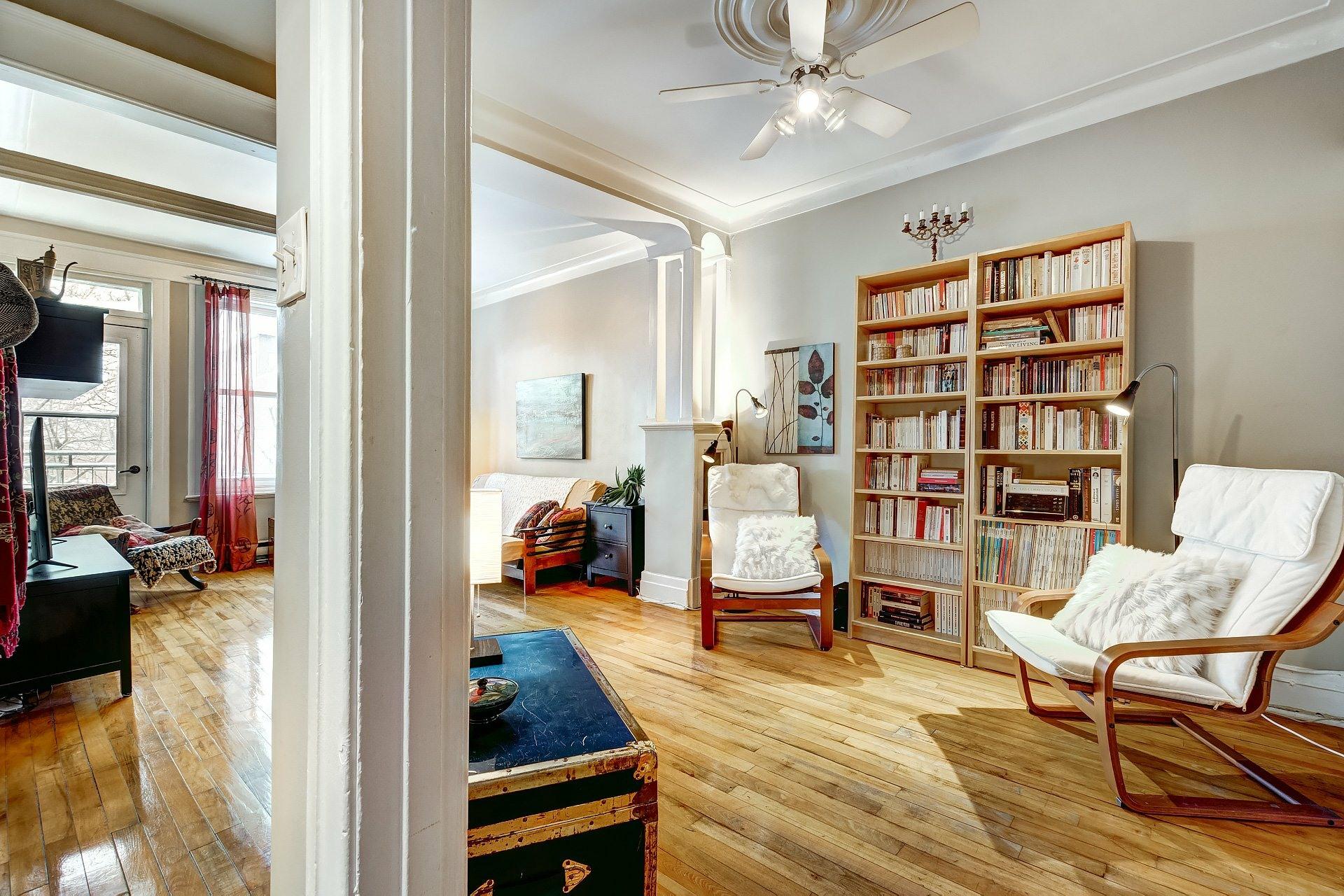 image 10 - Apartment For sale Rosemont/La Petite-Patrie Montréal  - 7 rooms