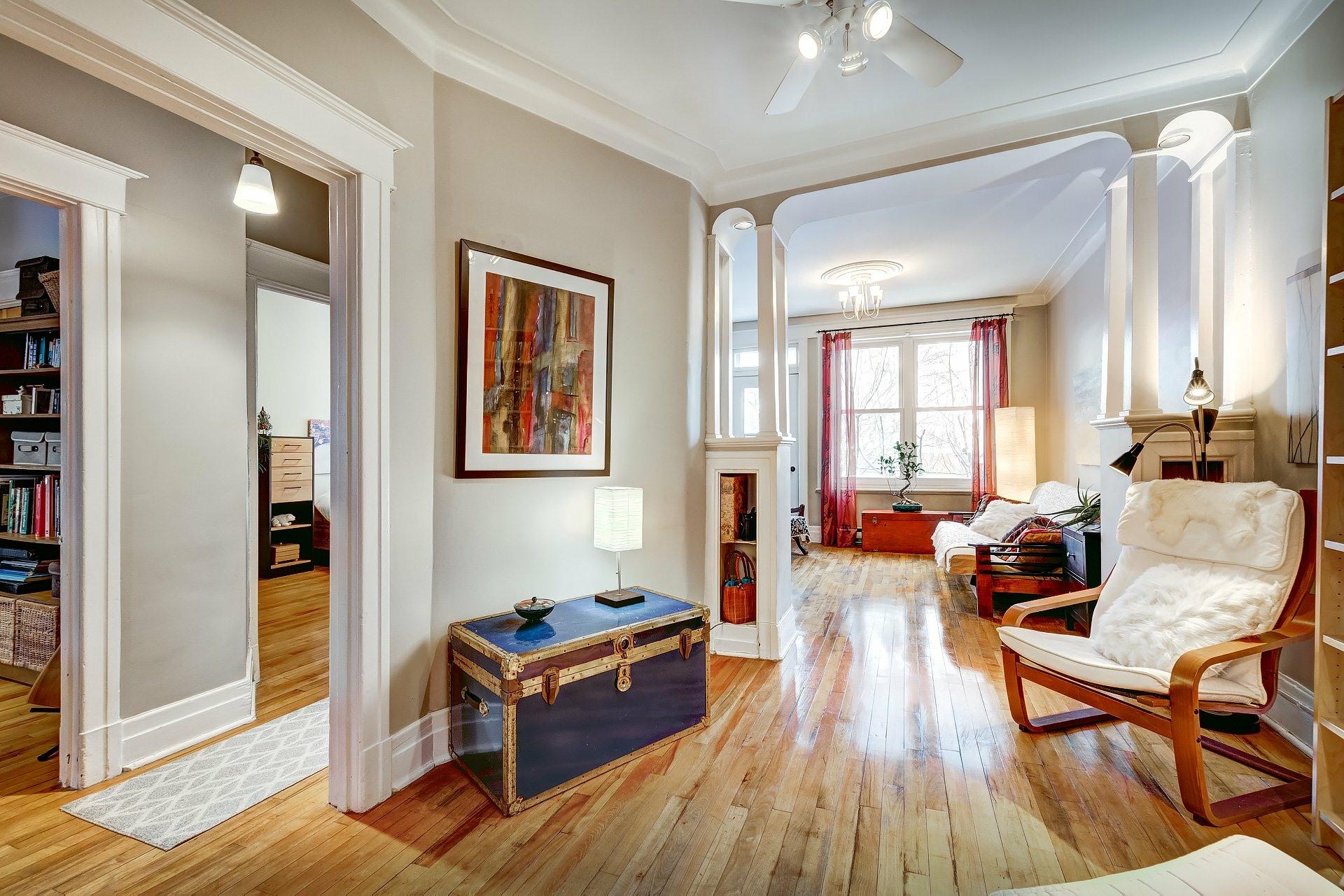 image 11 - Apartment For sale Rosemont/La Petite-Patrie Montréal  - 7 rooms