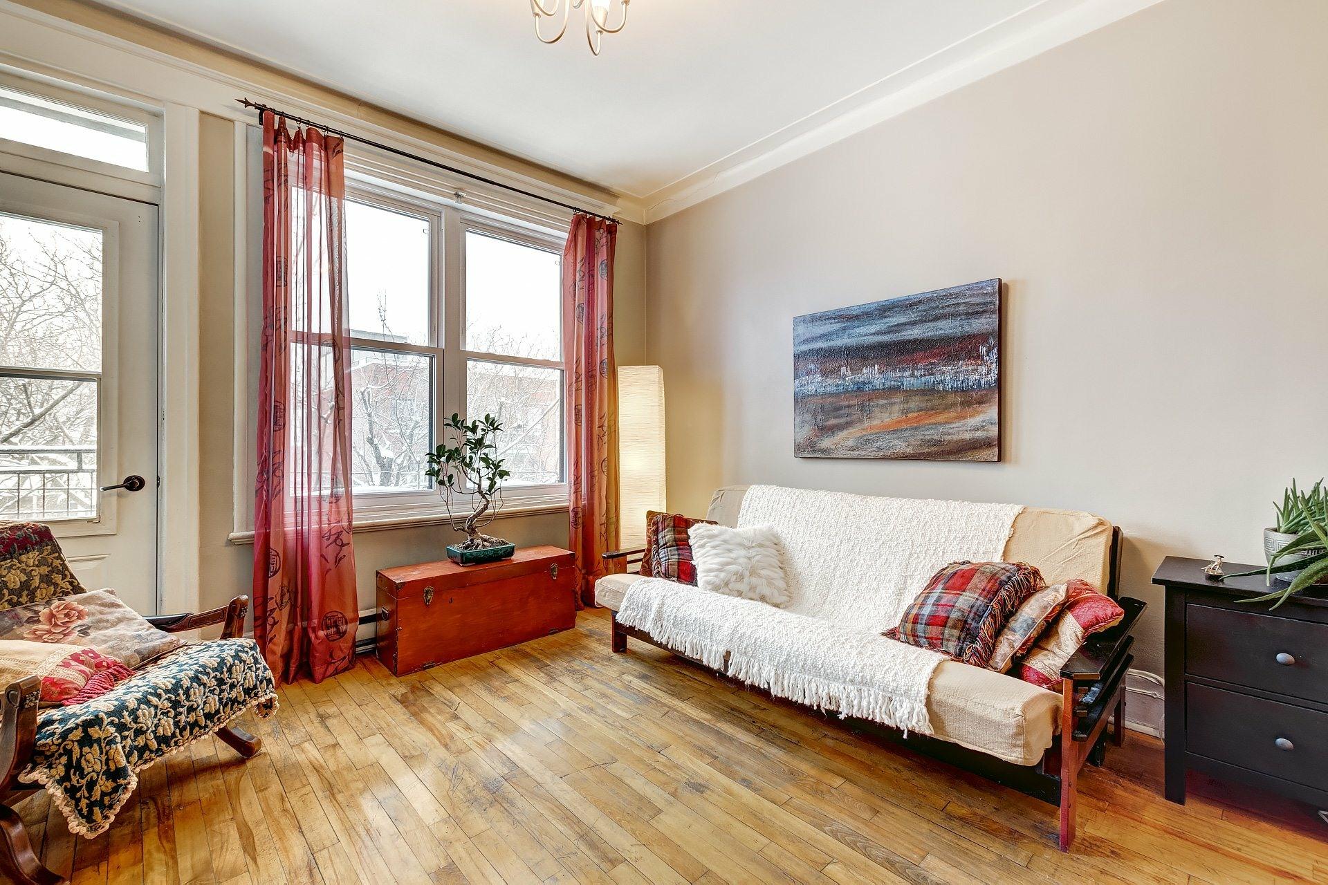 image 12 - Apartment For sale Rosemont/La Petite-Patrie Montréal  - 7 rooms