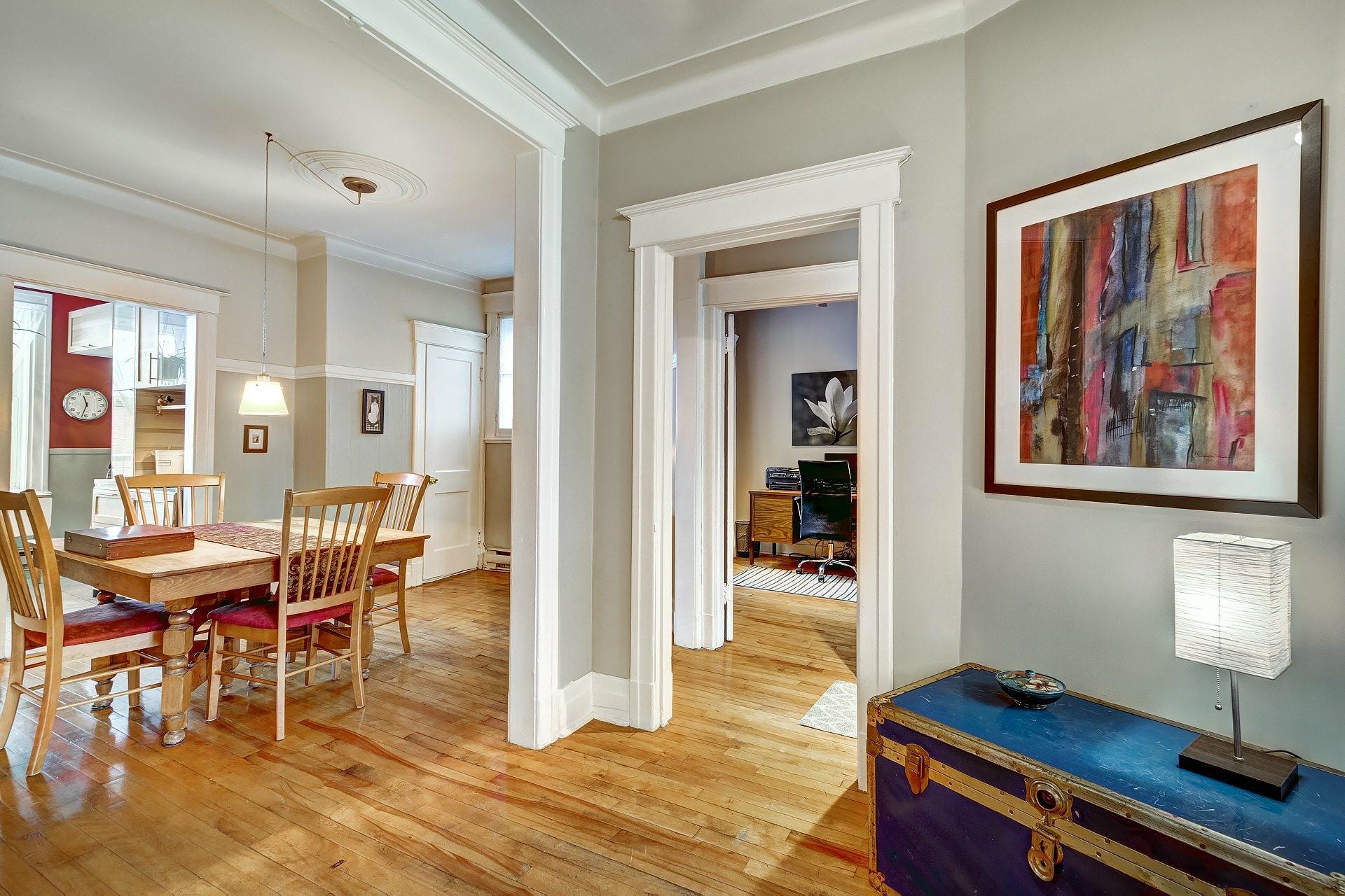 image 15 - Apartment For sale Rosemont/La Petite-Patrie Montréal  - 7 rooms