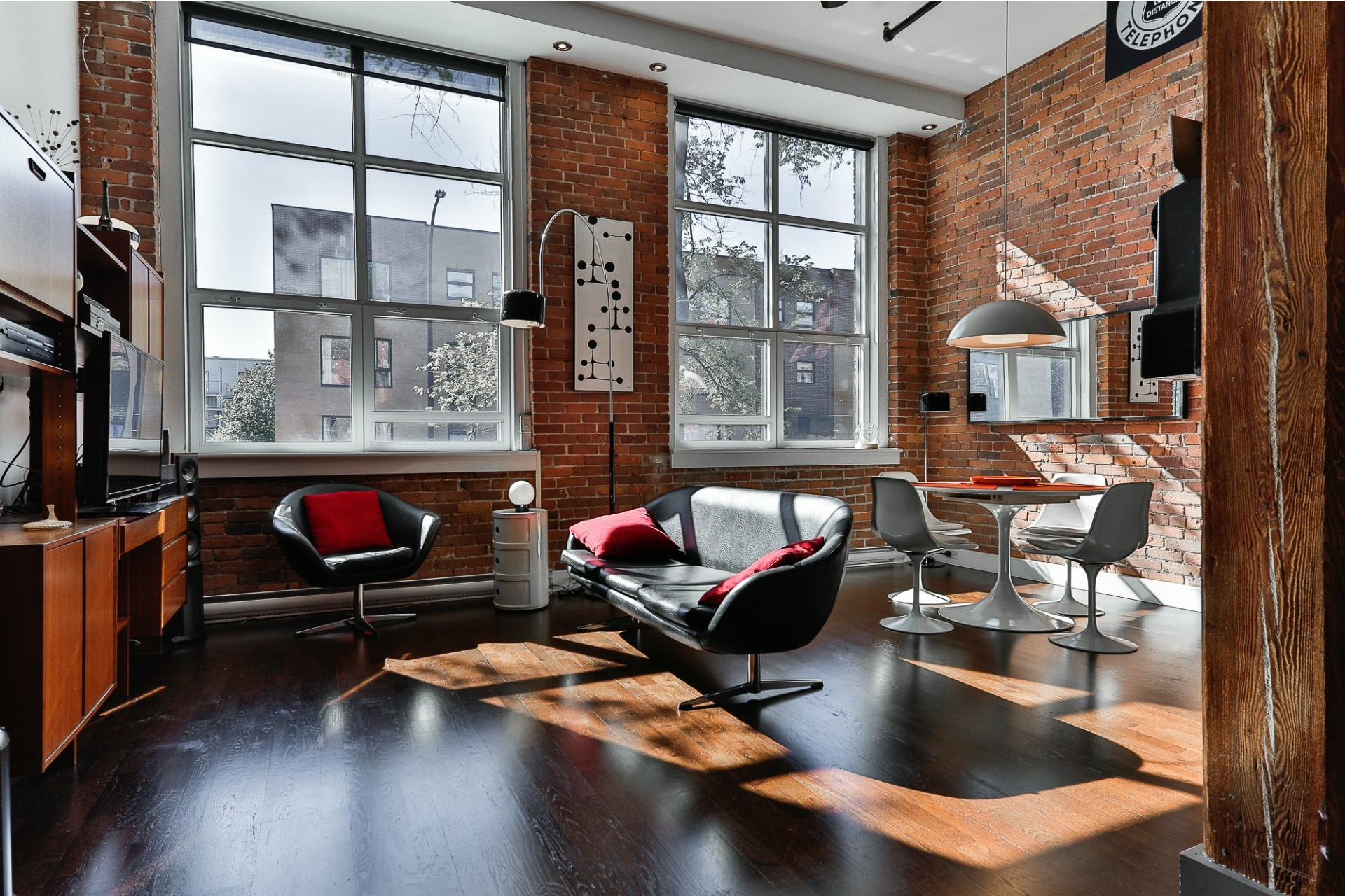 image 0 - Appartement À vendre Mercier/Hochelaga-Maisonneuve Montréal  - 7 pièces