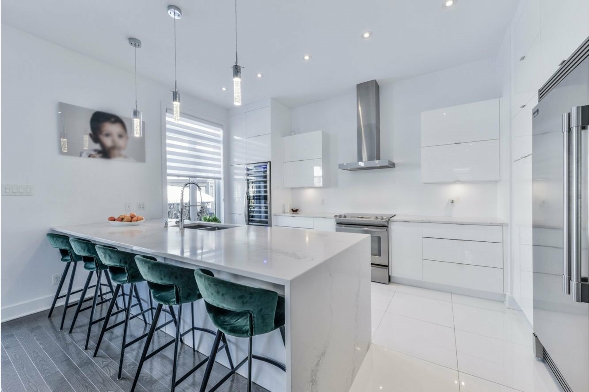 image 11 - House For sale Brossard - 7 rooms