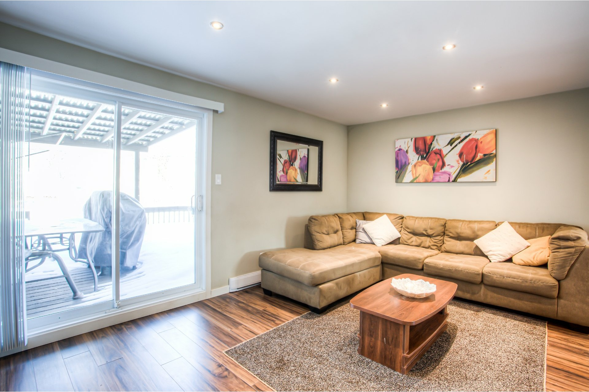 image 6 - House For rent Pierrefonds-Roxboro Montréal  - 9 rooms