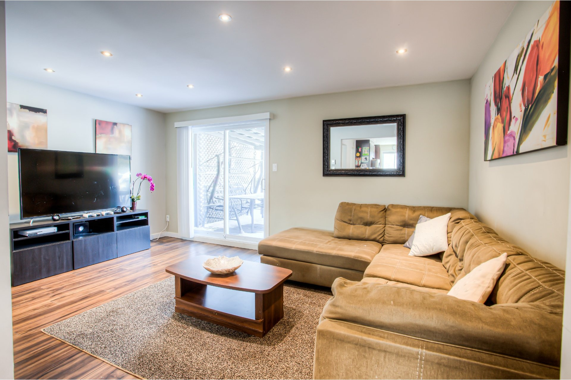 image 5 - House For rent Pierrefonds-Roxboro Montréal  - 9 rooms