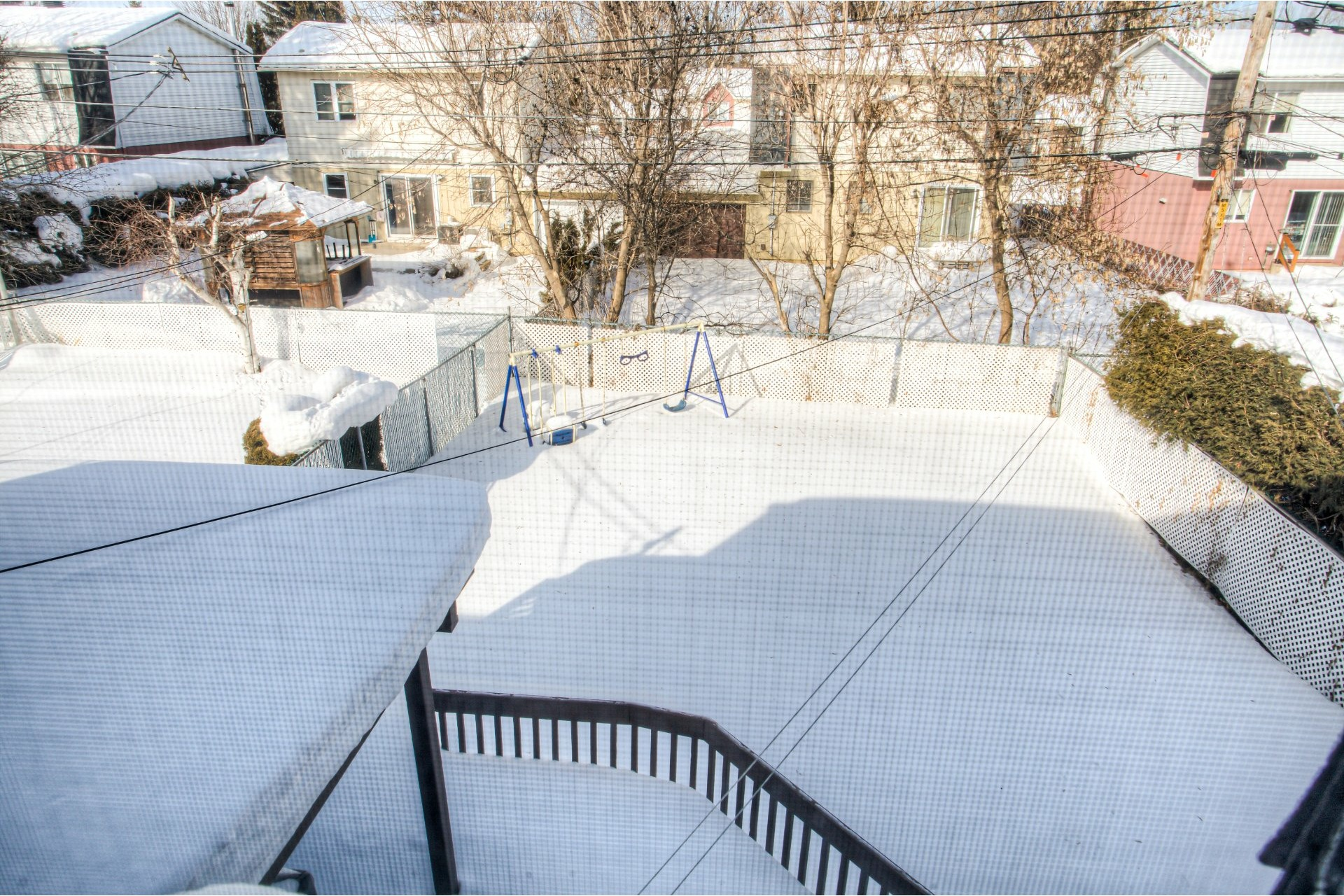image 24 - House For rent Pierrefonds-Roxboro Montréal  - 9 rooms