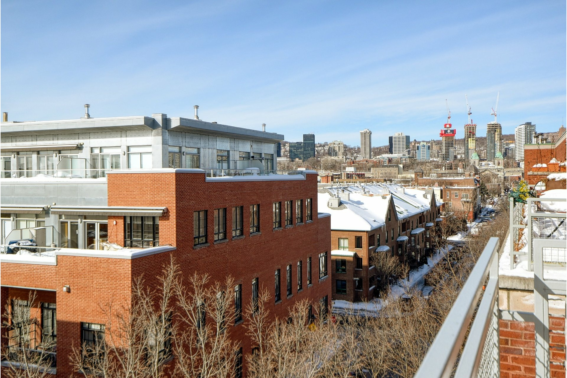 image 13 - Appartement À louer Le Sud-Ouest Montréal  - 4 pièces