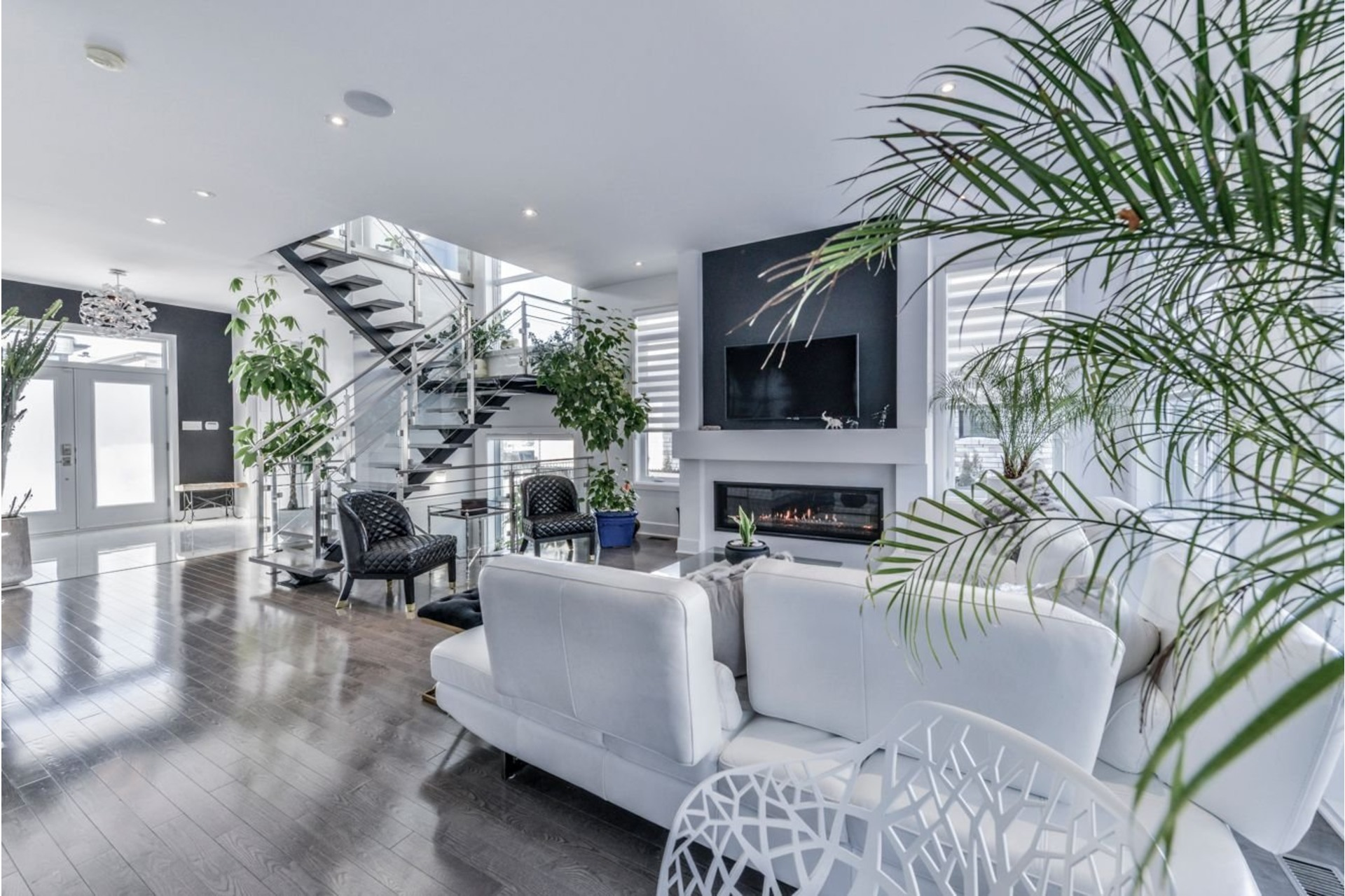 image 8 - House For sale Brossard - 7 rooms