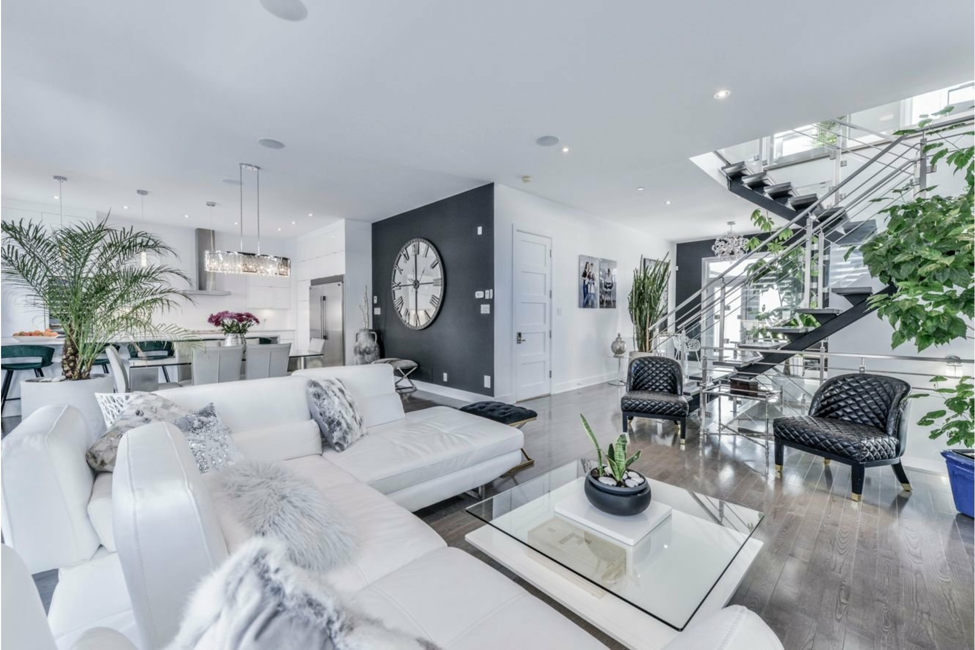 image 5 - House For sale Brossard - 7 rooms