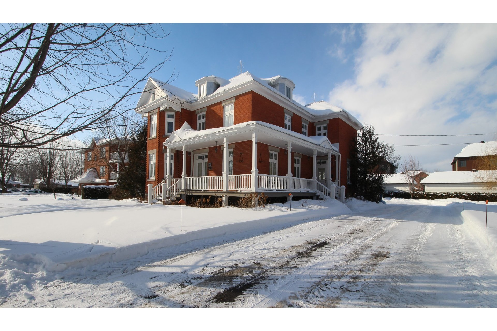 image 43 - House For sale Joliette - 8 rooms