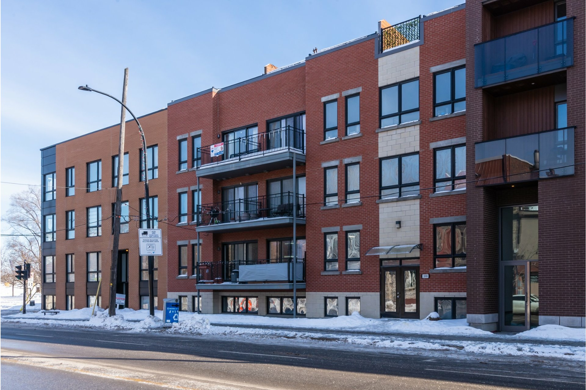 image 29 - Appartement À vendre Le Sud-Ouest Montréal  - 8 pièces