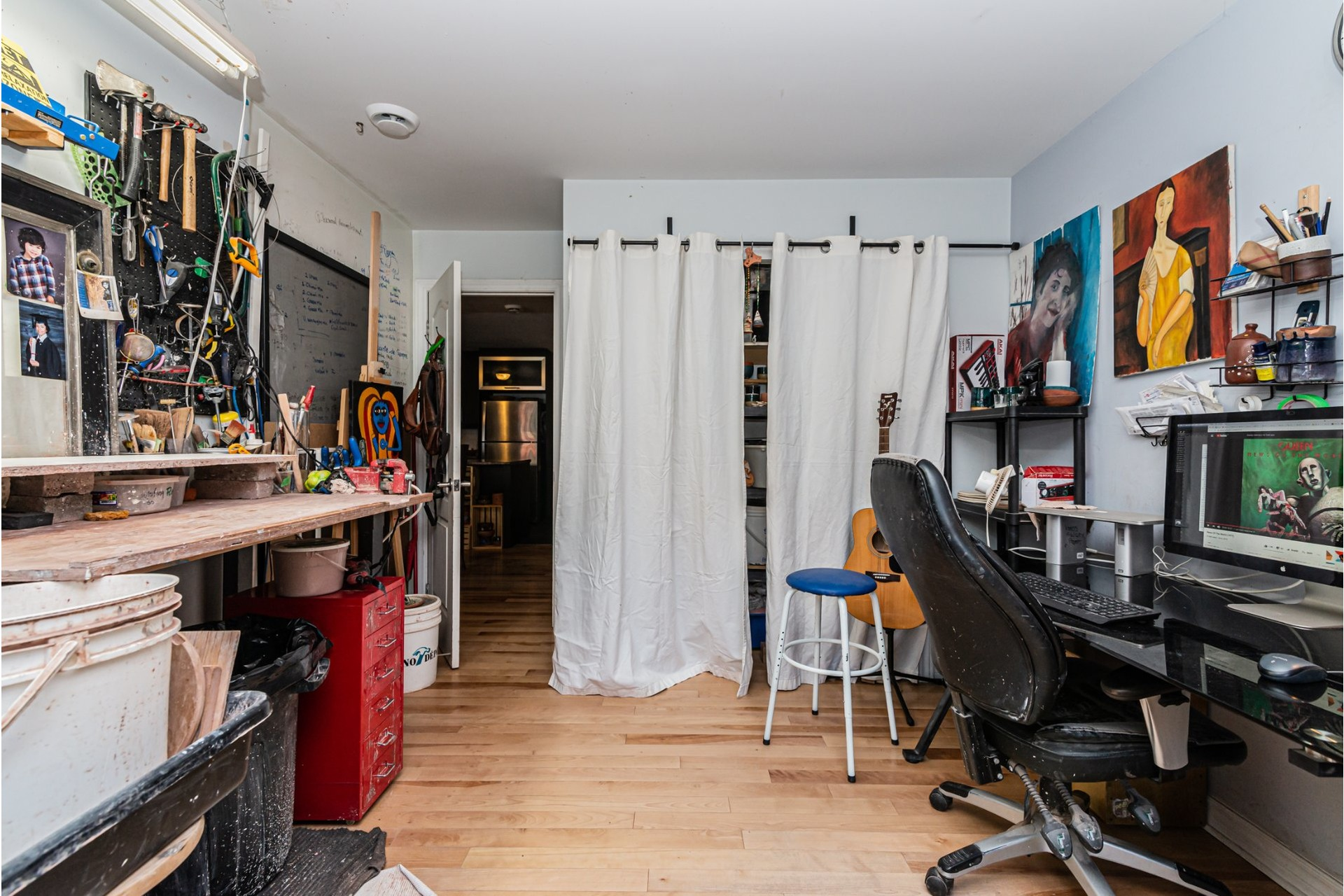 image 27 - Appartement À vendre Le Sud-Ouest Montréal  - 8 pièces