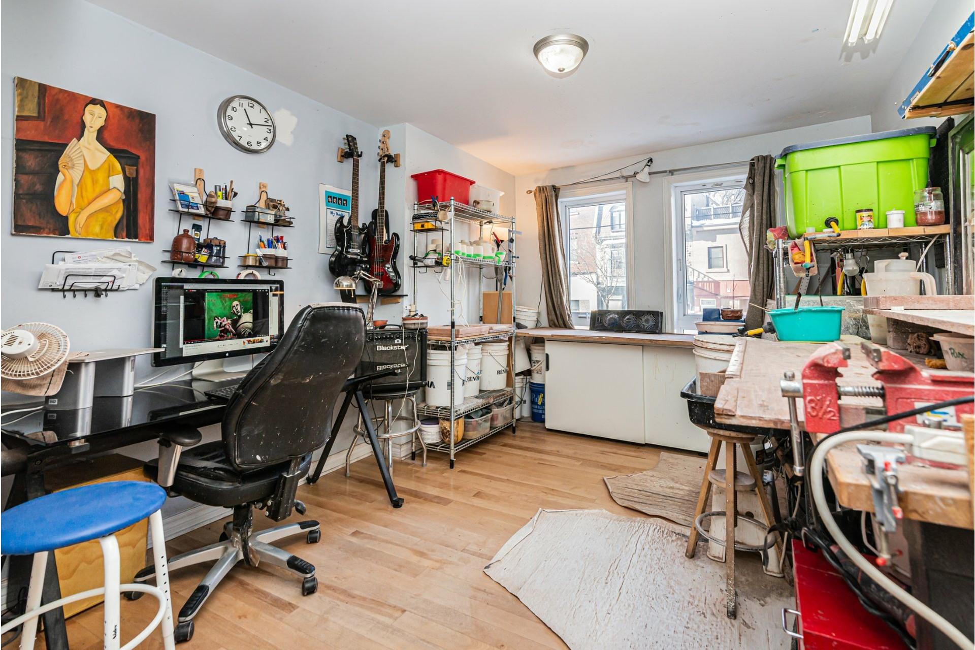 image 26 - Appartement À vendre Le Sud-Ouest Montréal  - 8 pièces