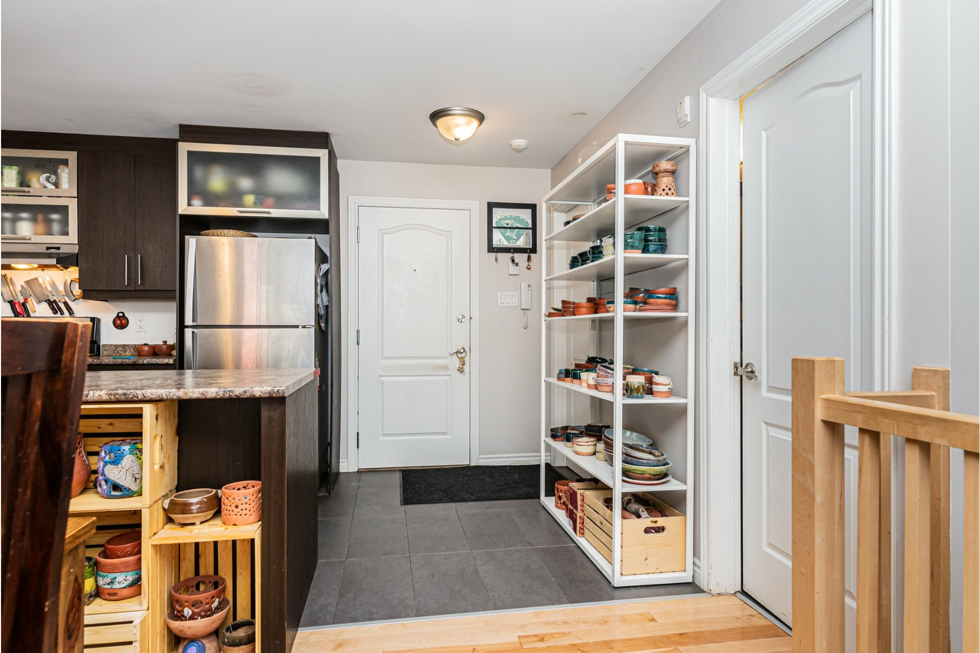 image 1 - Apartment For sale Le Sud-Ouest Montréal  - 8 rooms