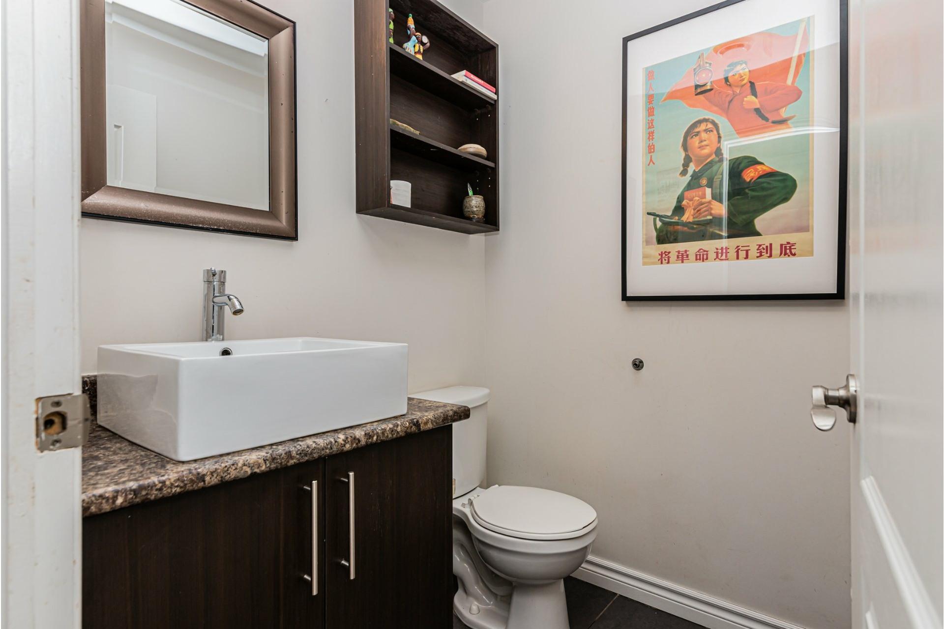 image 3 - Apartment For sale Le Sud-Ouest Montréal  - 8 rooms