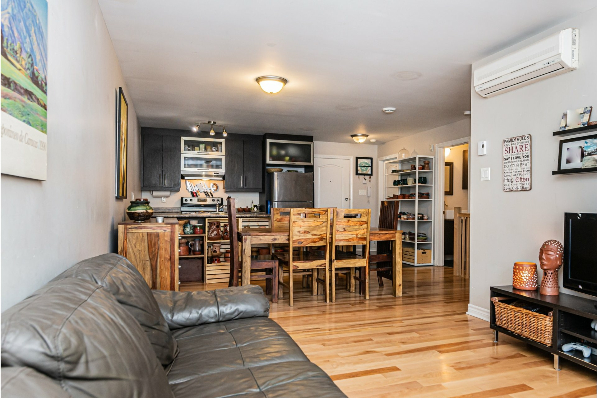 image 11 - Apartment For sale Le Sud-Ouest Montréal  - 8 rooms