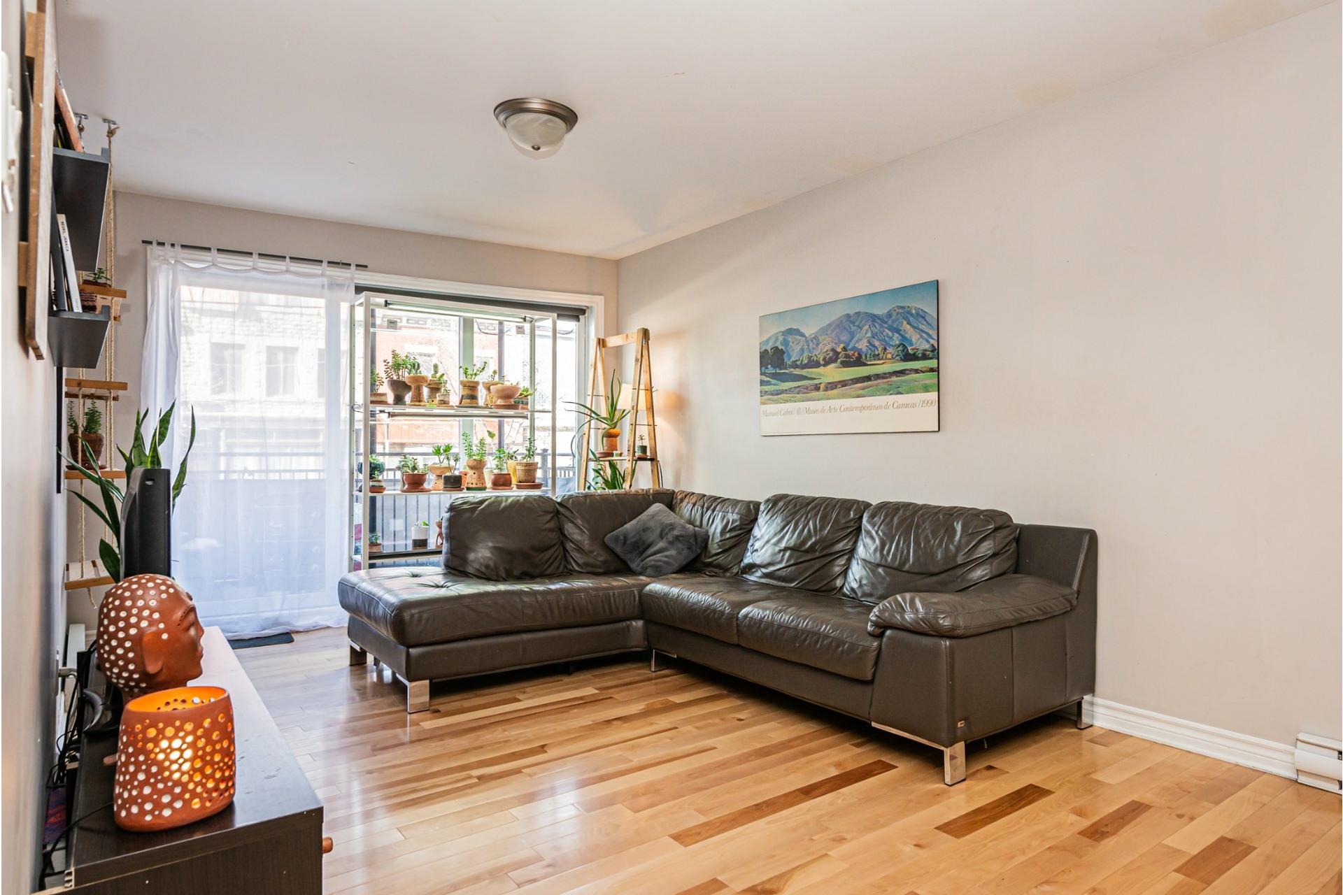 image 8 - Apartment For sale Le Sud-Ouest Montréal  - 8 rooms