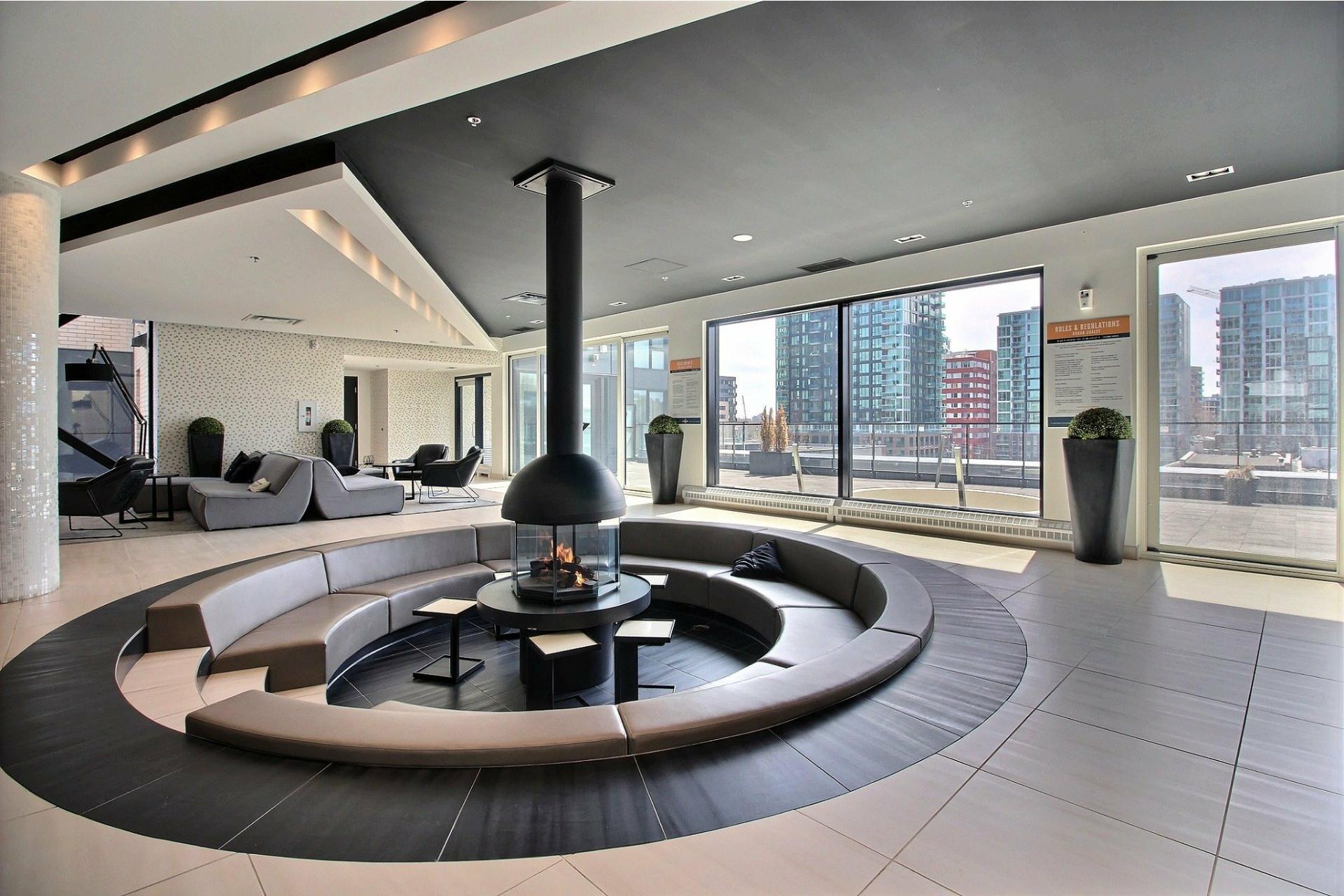 image 18 - Apartment For rent Le Sud-Ouest Montréal  - 5 rooms