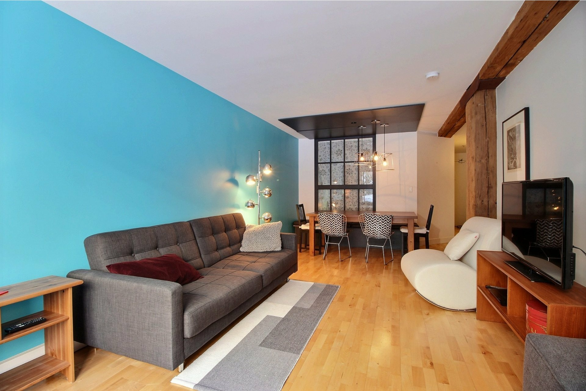 image 3 - Apartment For rent Mercier/Hochelaga-Maisonneuve Montréal  - 5 rooms