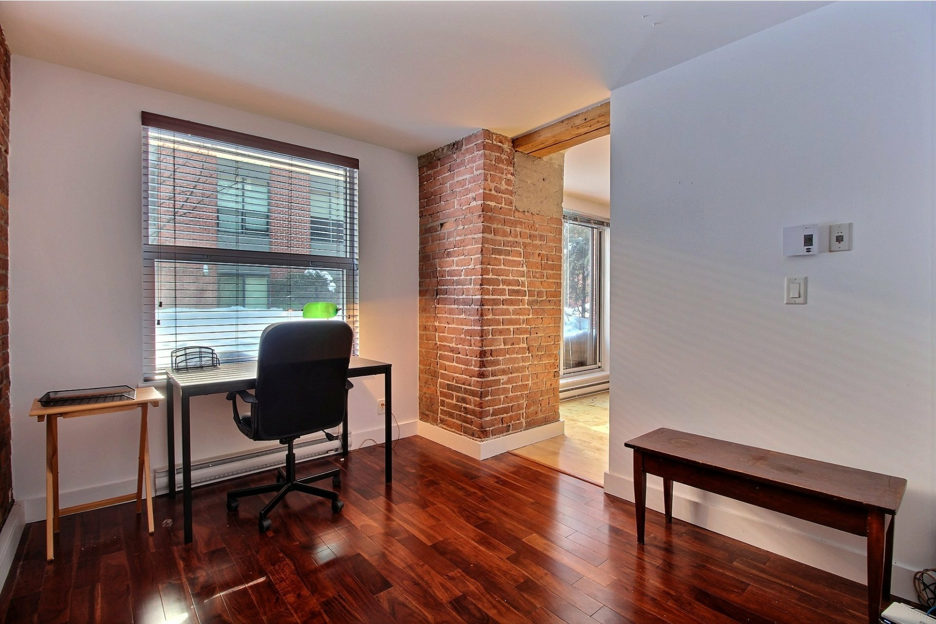 image 12 - Apartment For rent Mercier/Hochelaga-Maisonneuve Montréal  - 5 rooms