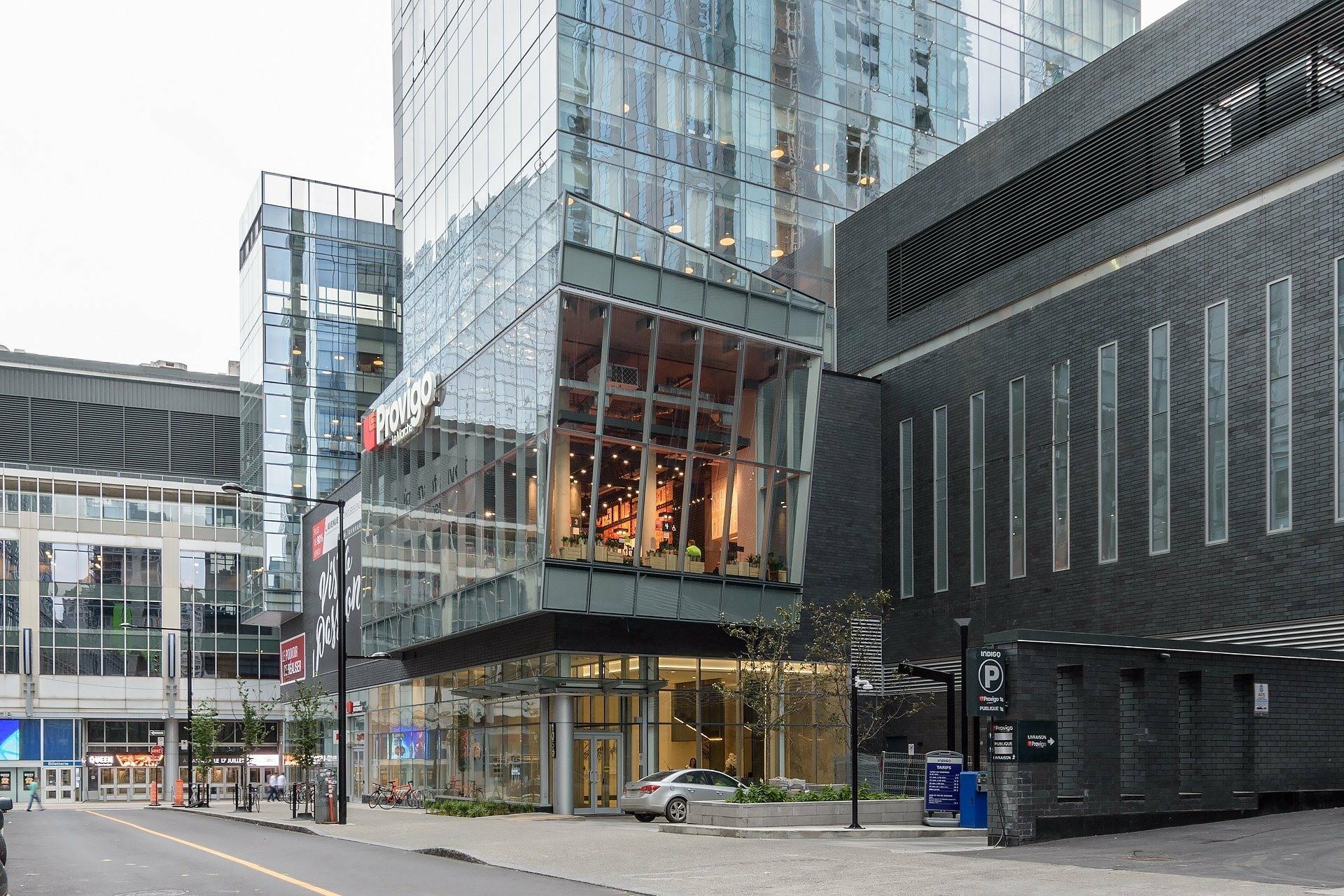 image 21 - Apartment For rent Ville-Marie Montréal  - 4 rooms