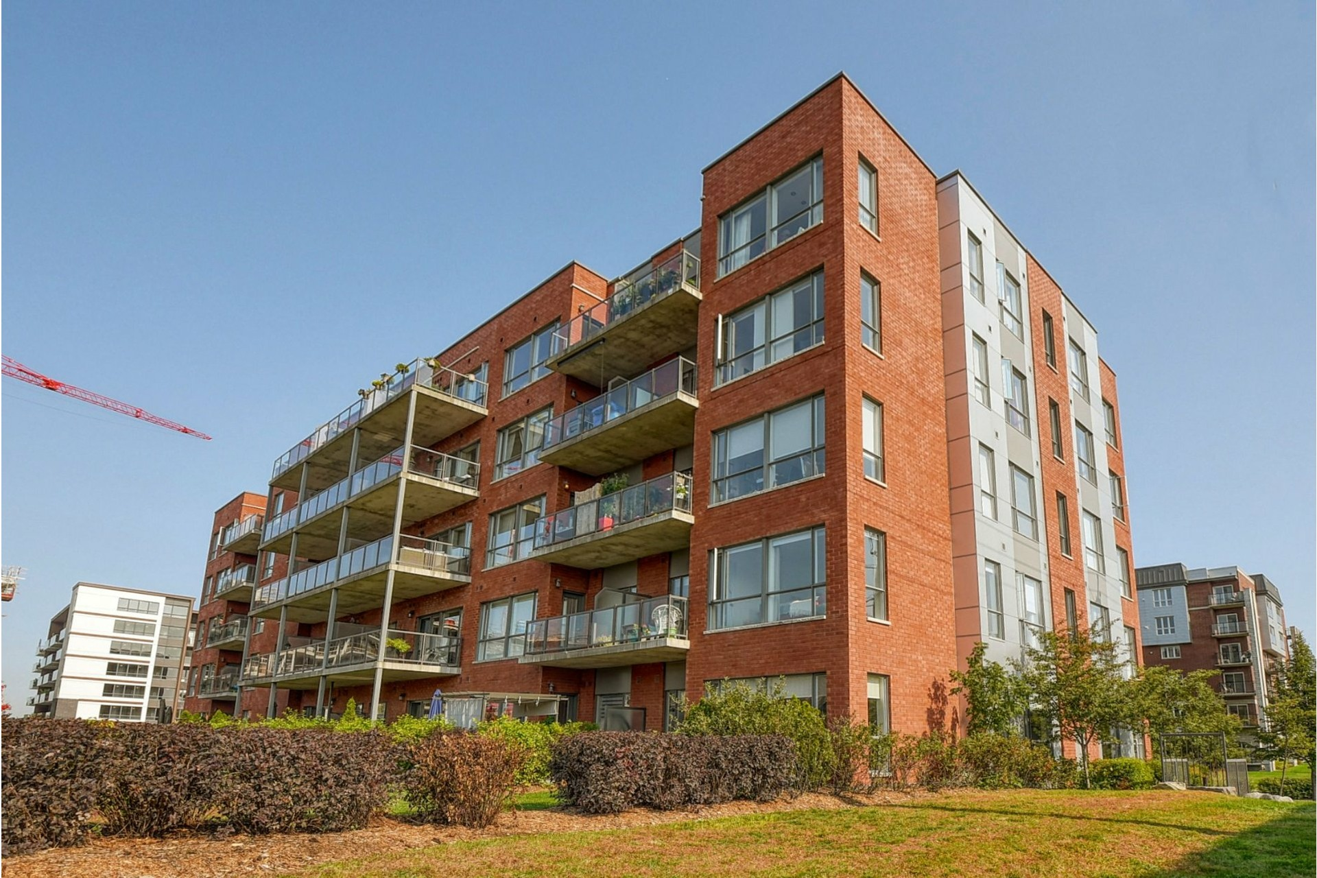 image 22 - Apartment For rent Boisbriand - 6 rooms