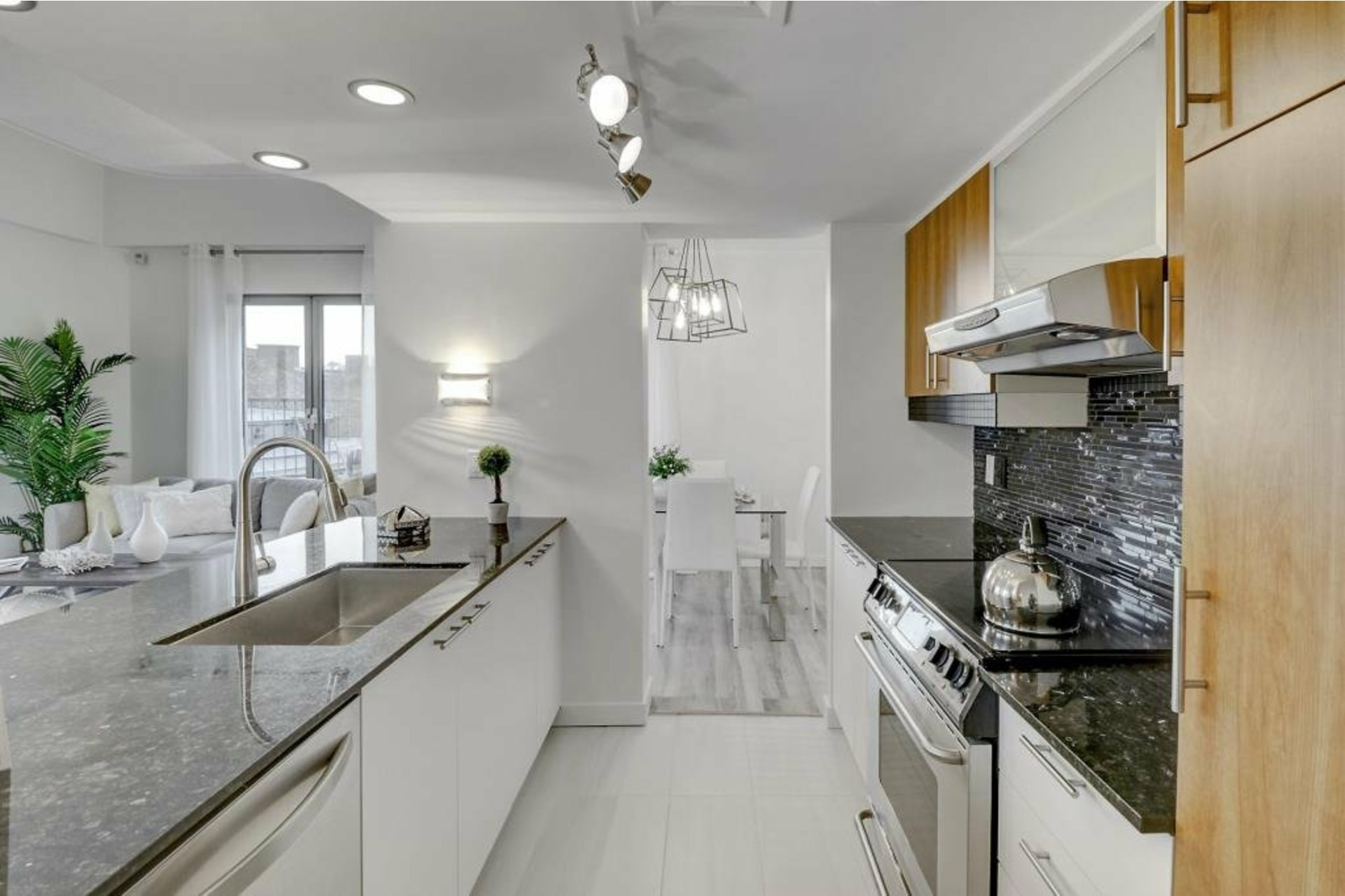 image 6 - Apartment For rent Ville-Marie Montréal  - 4 rooms