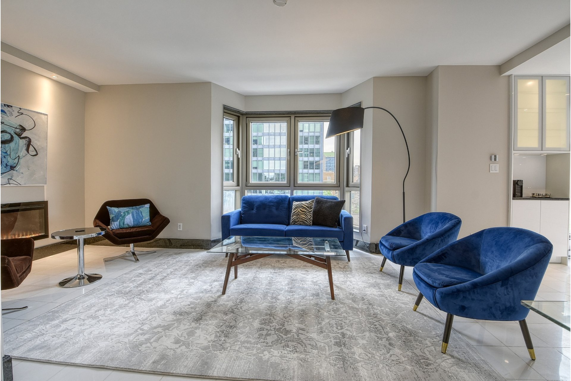 image 3 - Apartment For sale Westmount - 7 rooms