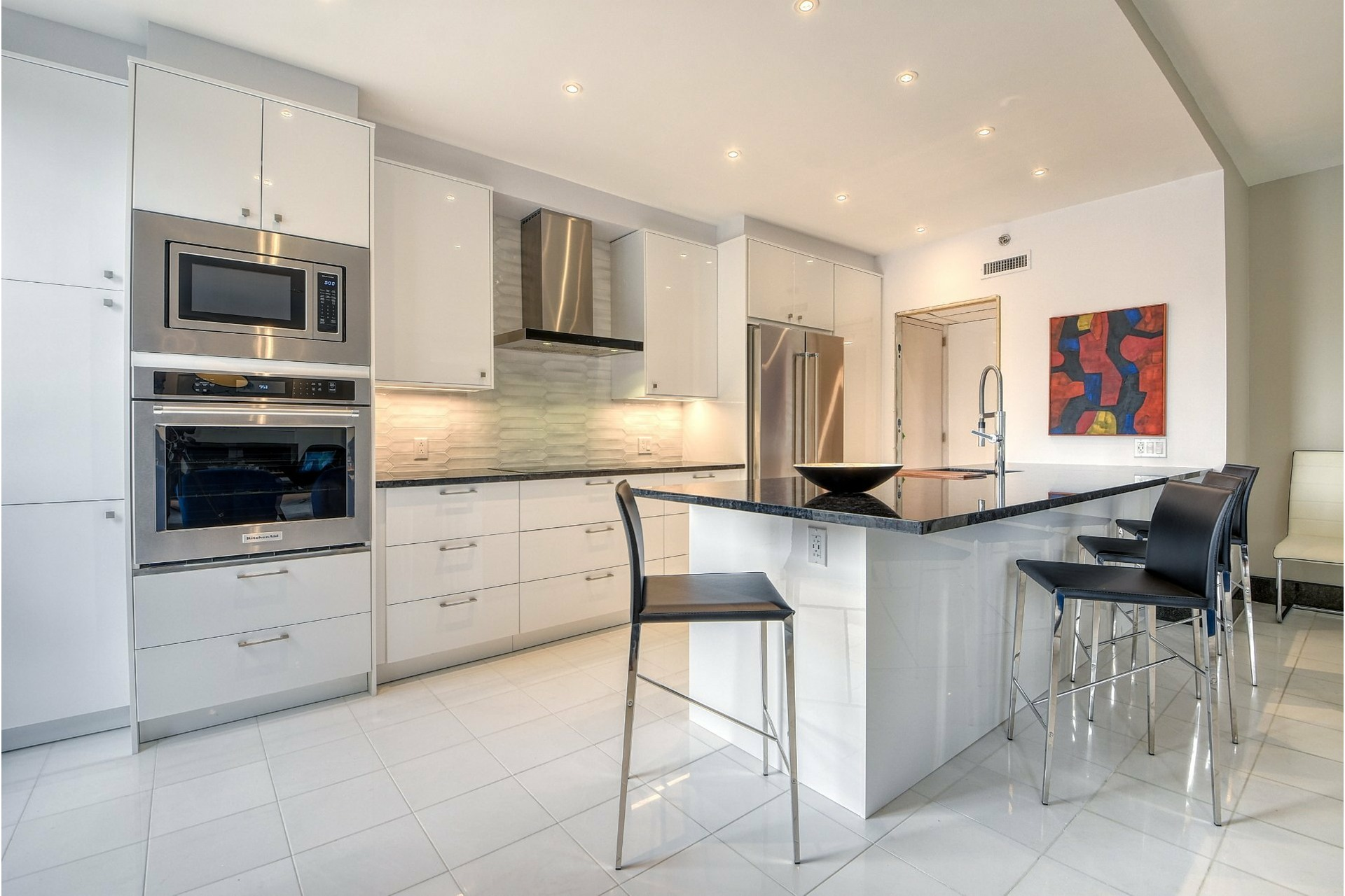 image 10 - Apartment For sale Westmount - 7 rooms
