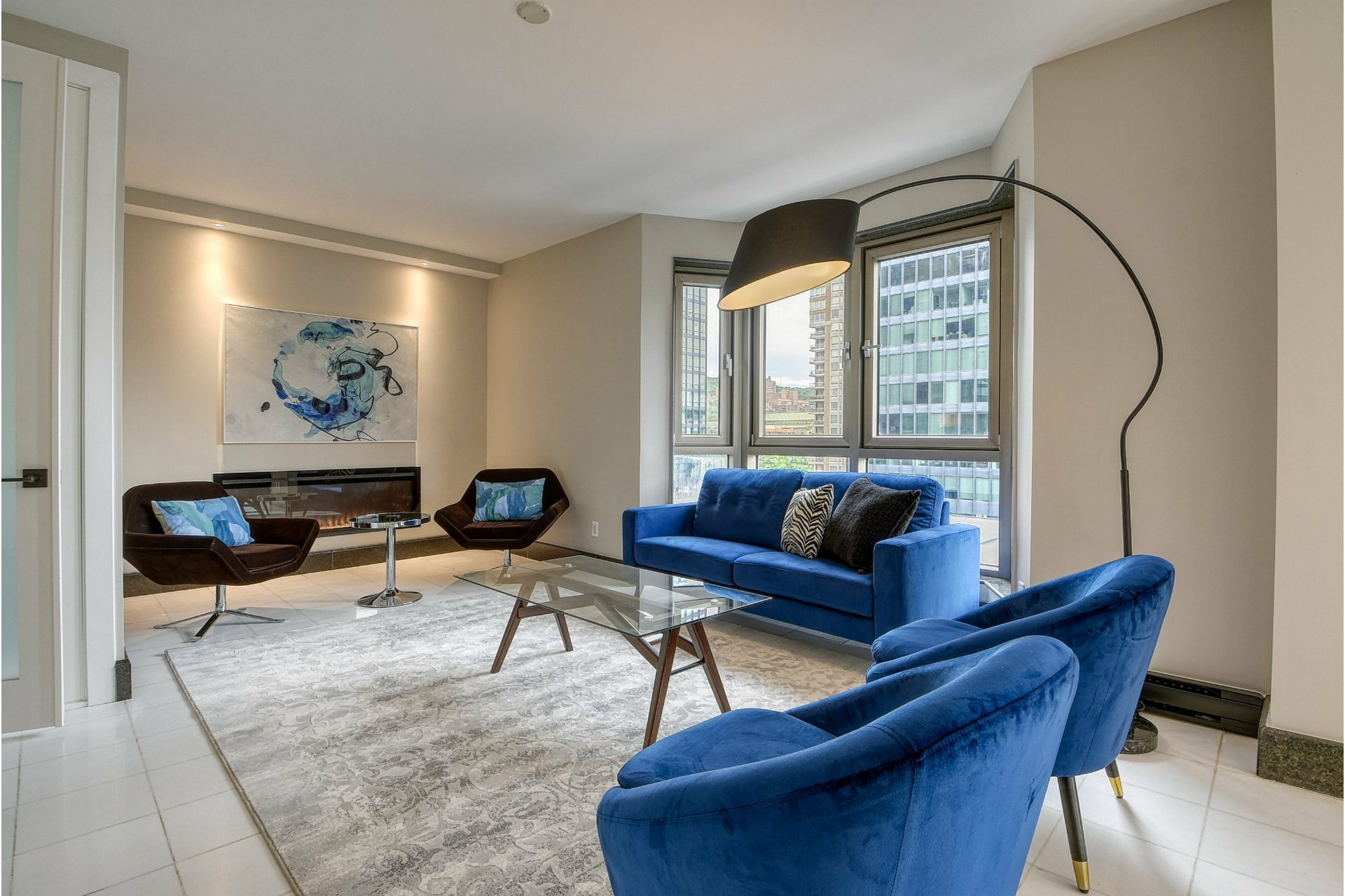 image 1 - Apartment For sale Westmount - 7 rooms