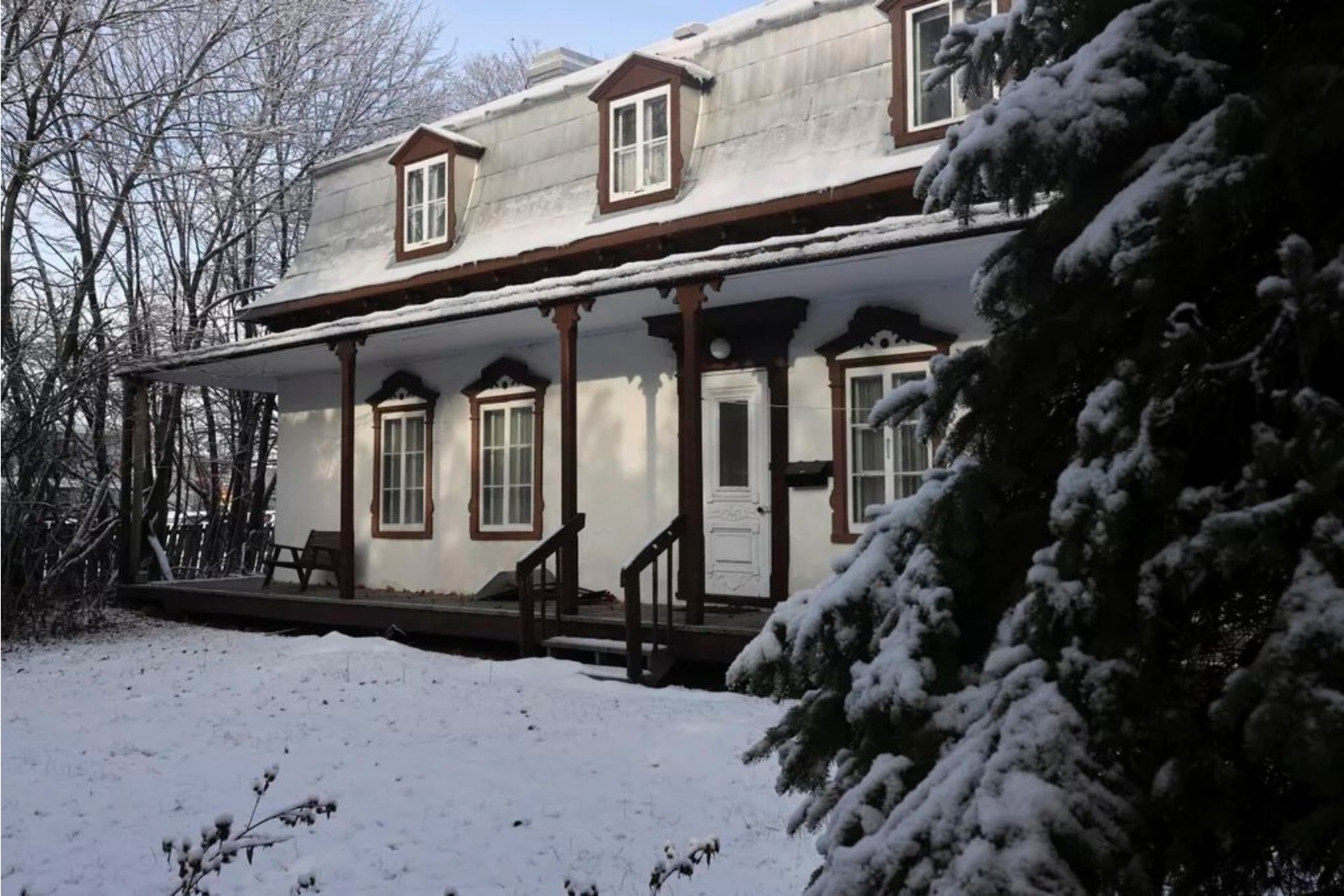 image 0 - House For sale Charlesbourg Québec  - 14 rooms