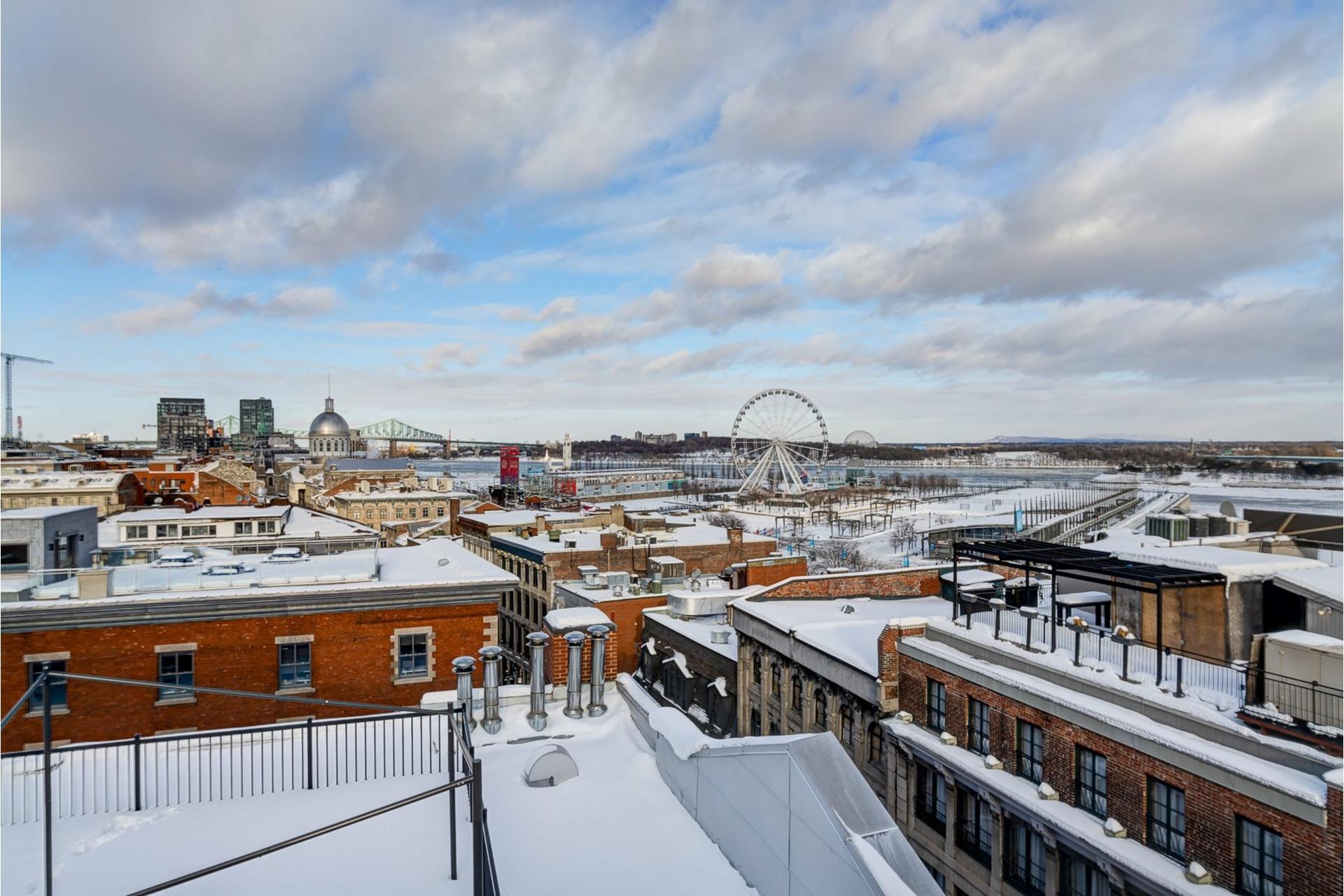 image 16 - Loft À vendre Ville-Marie Montréal  - 5 pièces