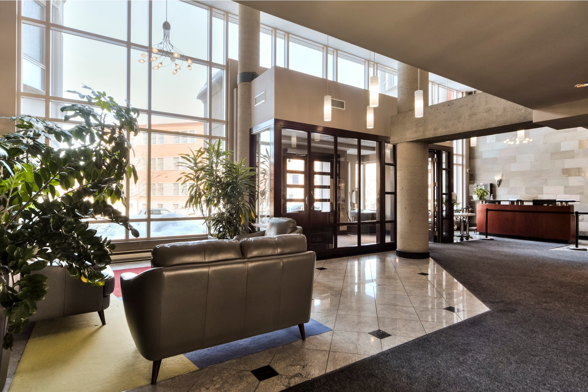 image 2 - Apartment For sale Mont-Royal - 8 rooms