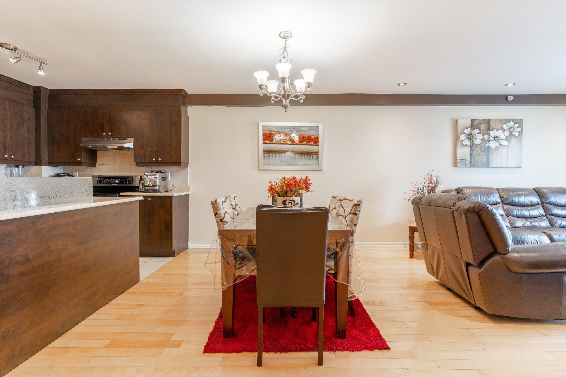 image 6 - Apartment For sale Mercier/Hochelaga-Maisonneuve Montréal  - 7 rooms