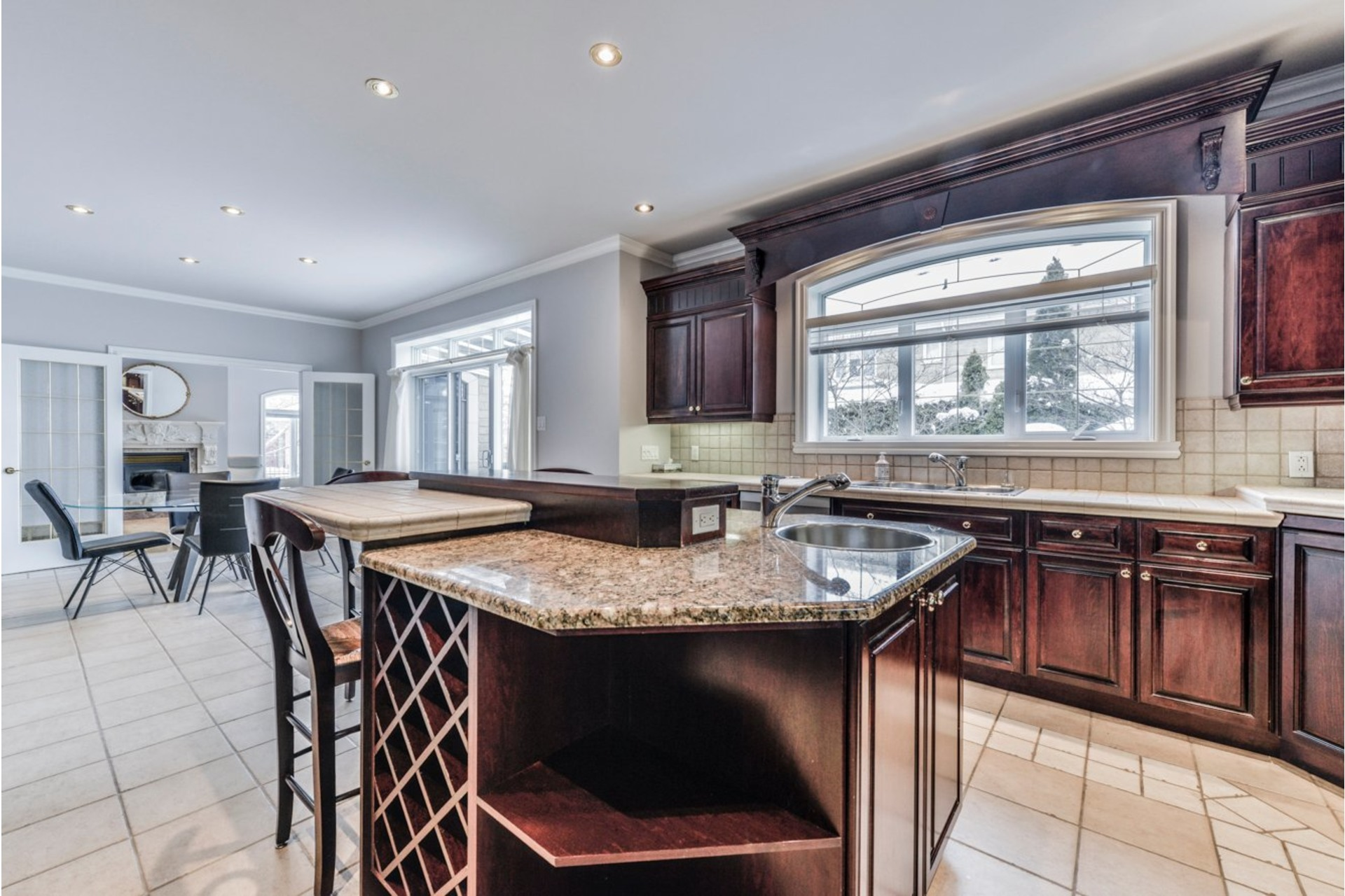 image 14 - House For sale Brossard - 17 rooms