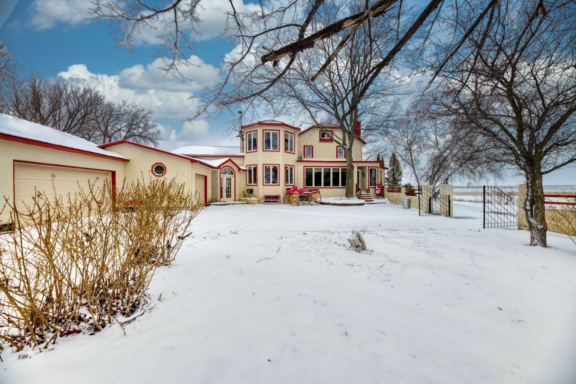 image 10 - Farmhouse For sale Saint-Valentin