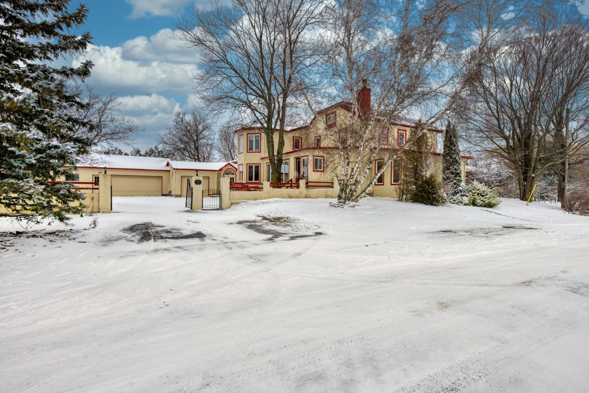 image 11 - Farmhouse For sale Saint-Valentin