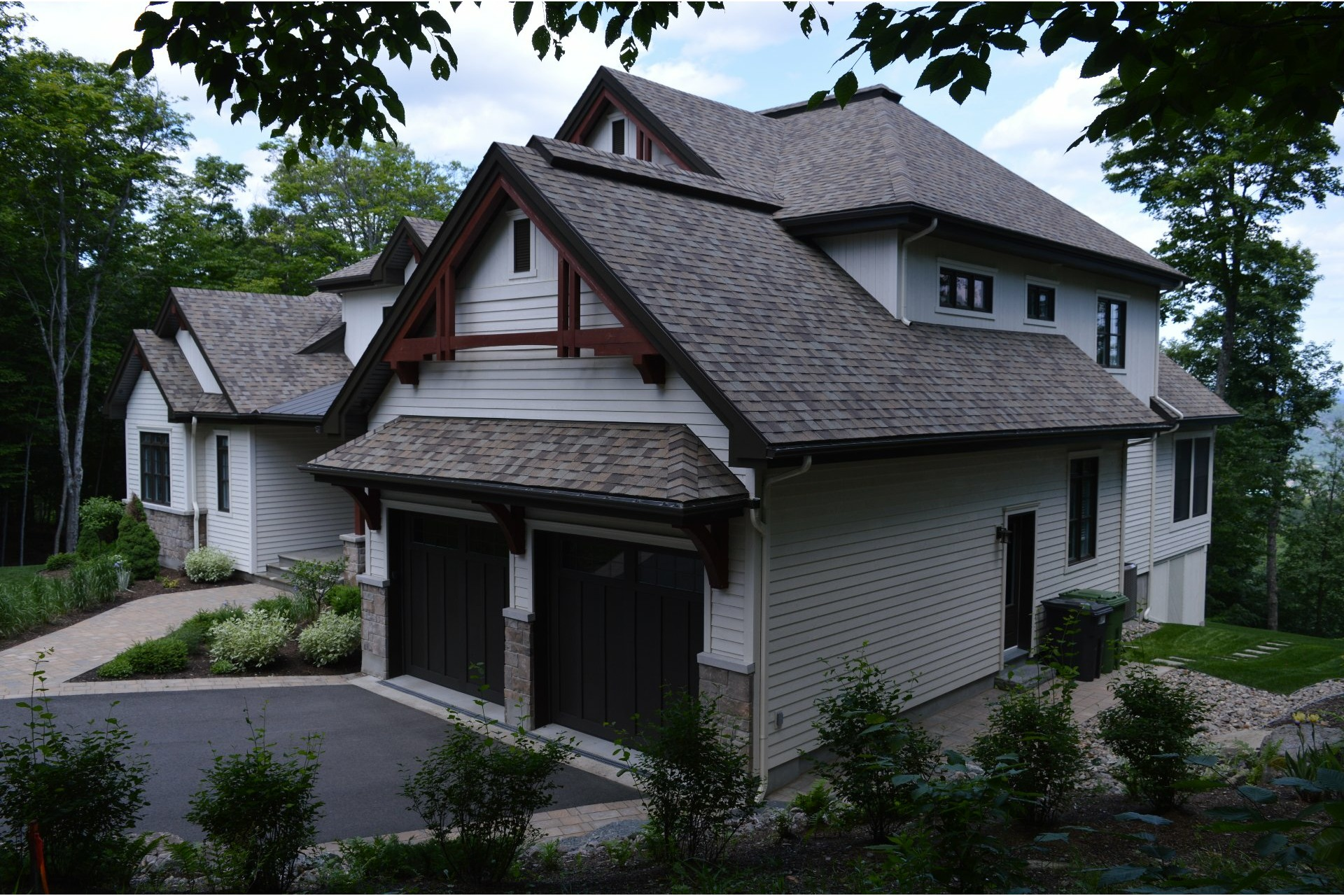 image 1 - Maison À vendre Saint-Sauveur
