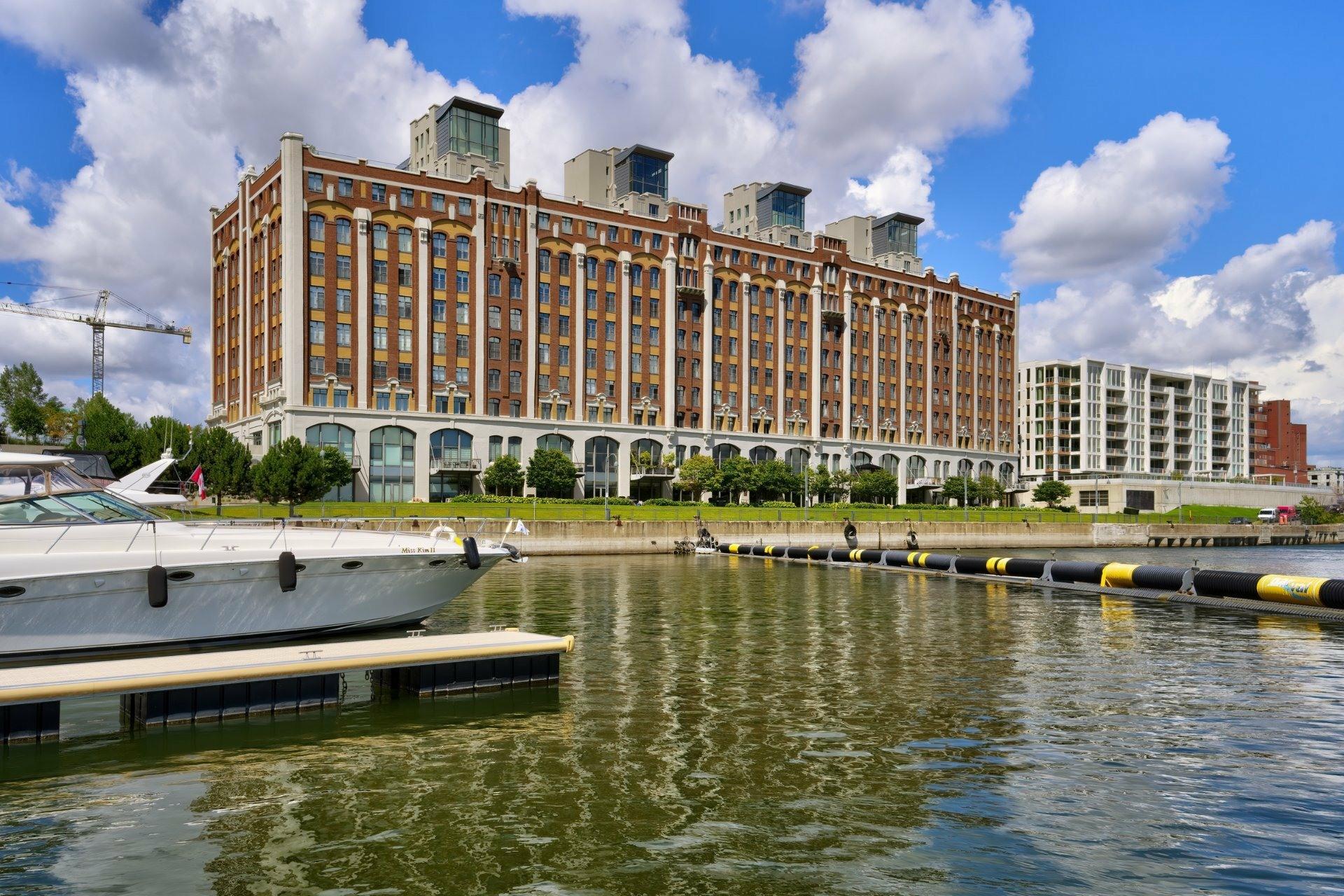 image 27 - Apartment For sale Ville-Marie Montréal  - 6 rooms