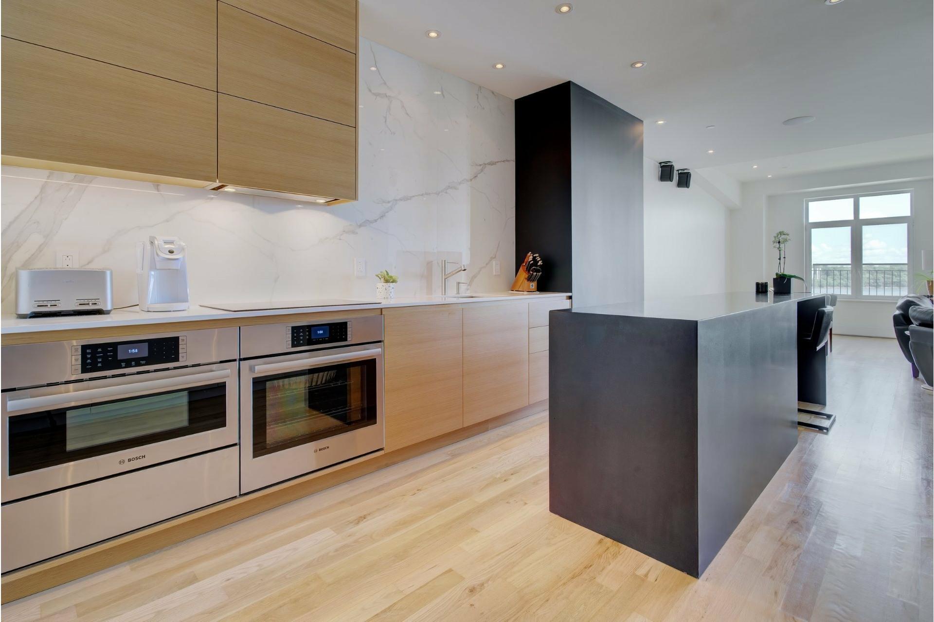 image 1 - Apartment For sale Ville-Marie Montréal  - 6 rooms