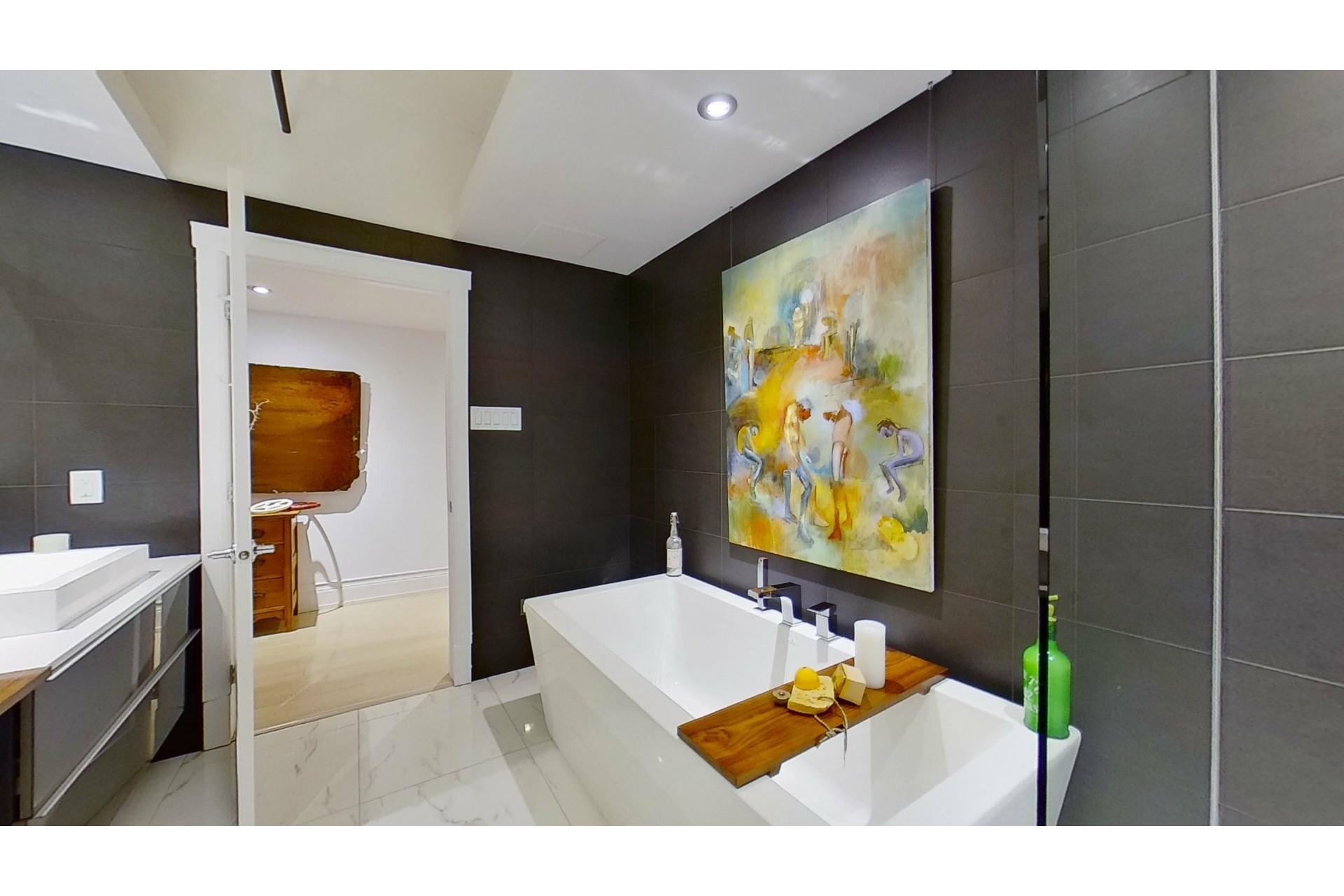 image 4 - Apartment For sale Ville-Marie Montréal  - 5 rooms