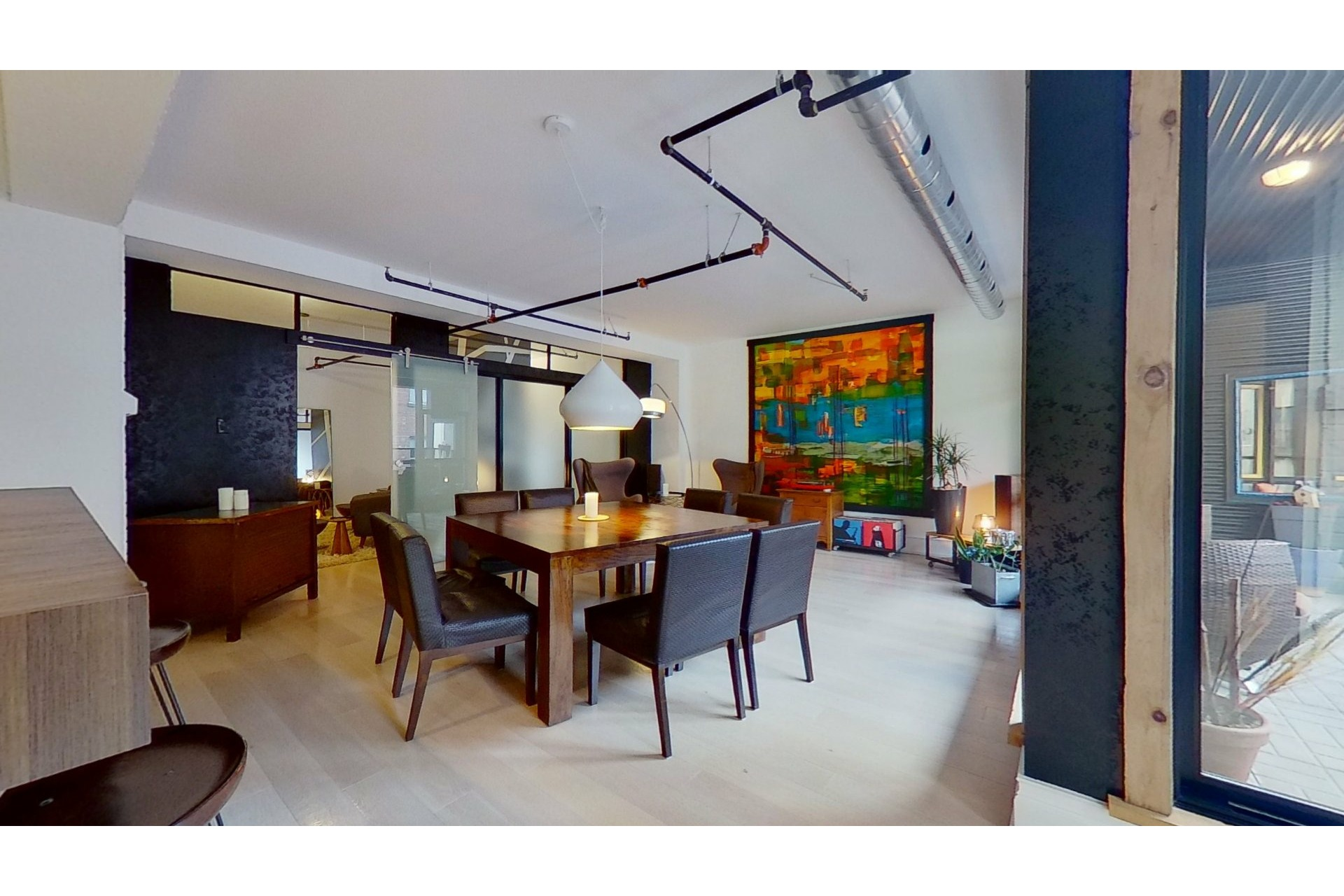 image 16 - Apartment For sale Ville-Marie Montréal  - 5 rooms
