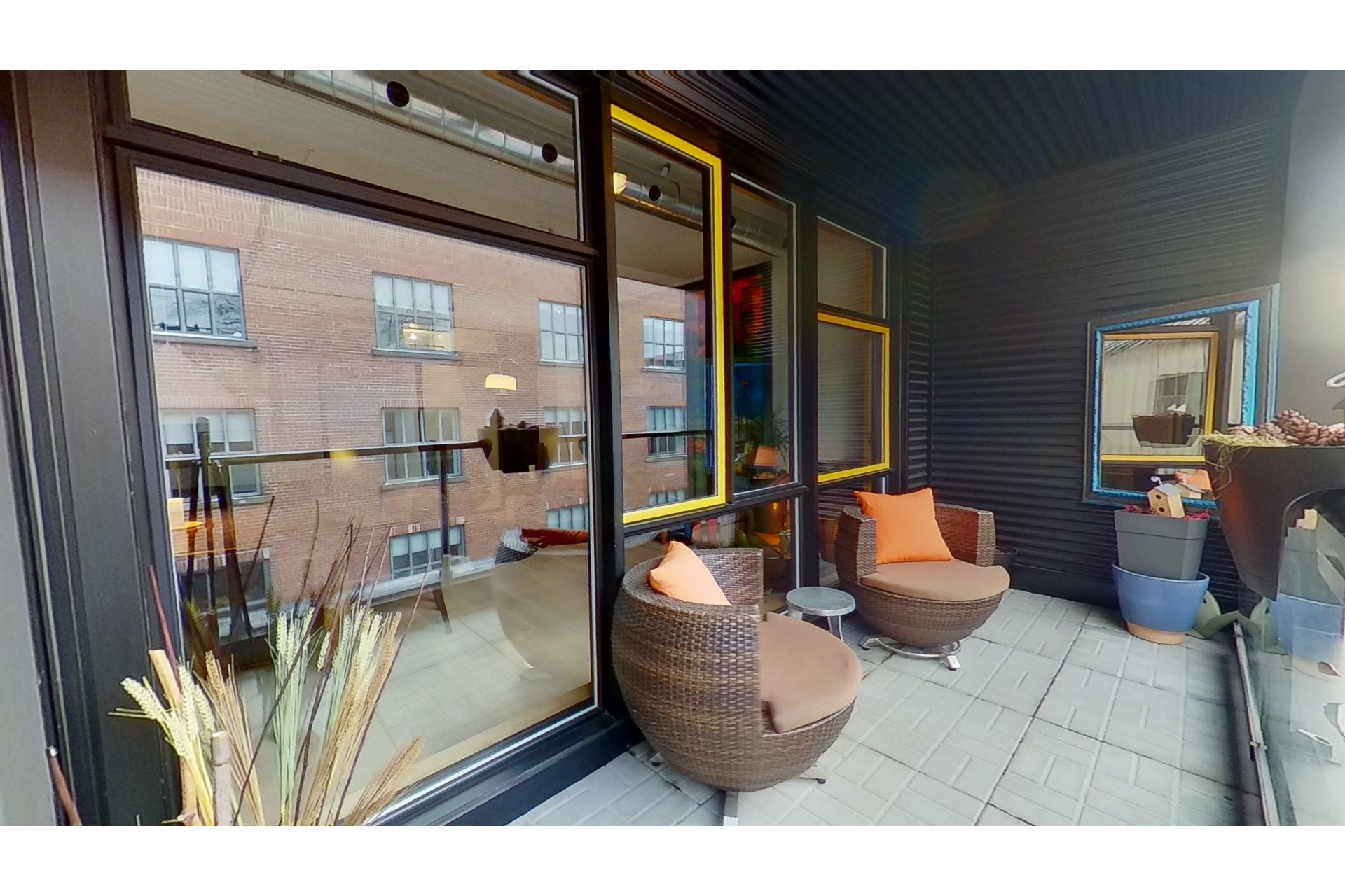 image 27 - Apartment For sale Ville-Marie Montréal  - 5 rooms