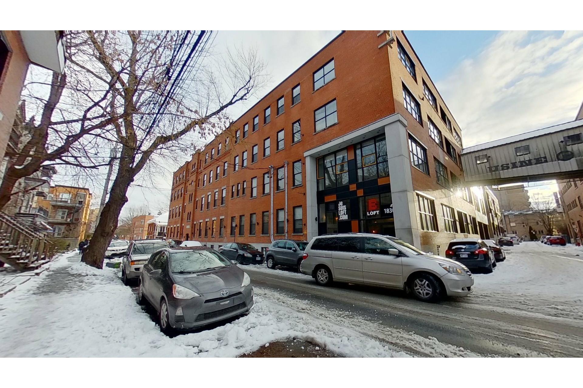 image 0 - Apartment For sale Ville-Marie Montréal  - 5 rooms