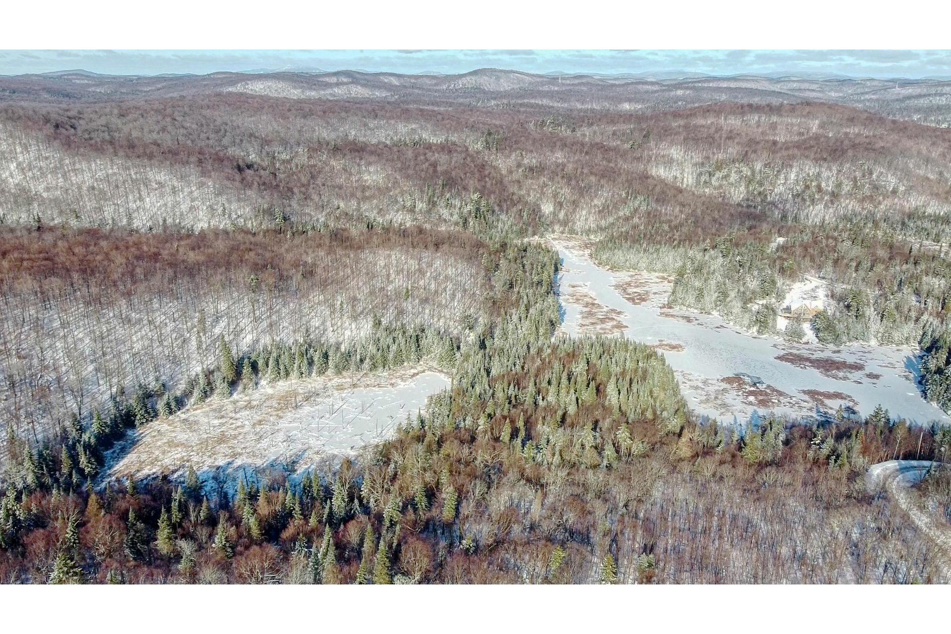 image 3 - Land For sale Saint-Adolphe-d'Howard