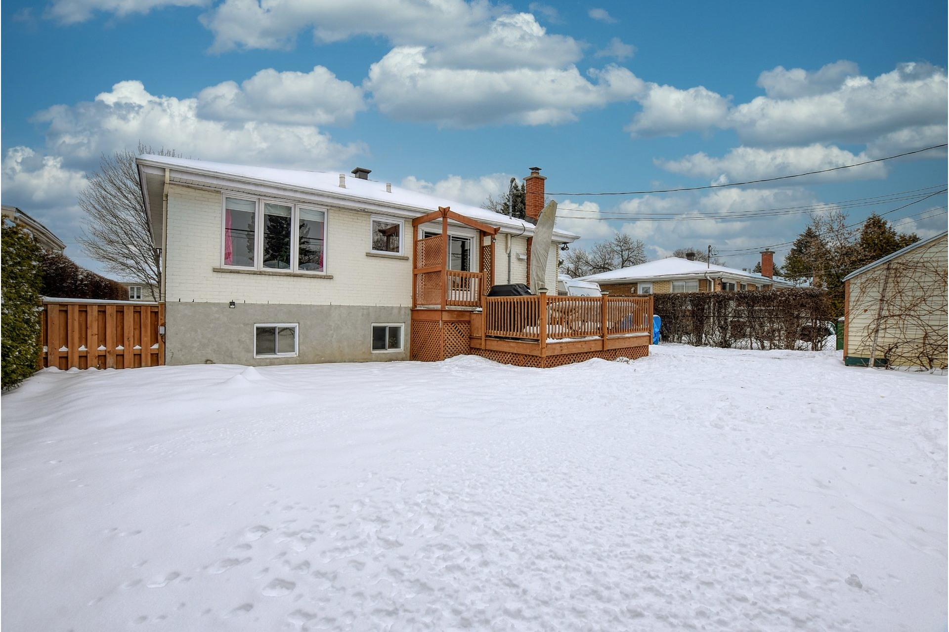 image 29 - House For sale Fabreville Laval  - 11 rooms