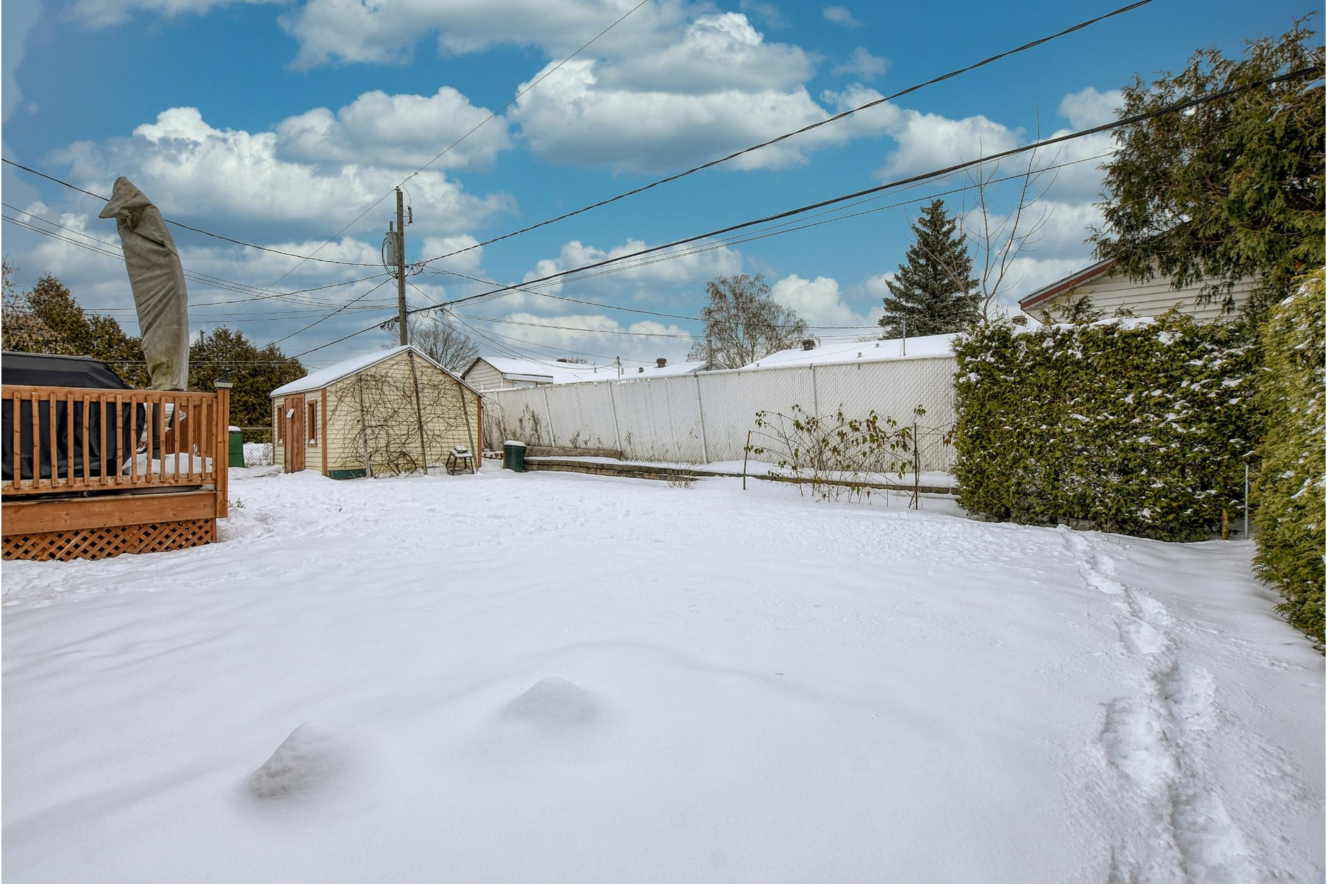 image 28 - House For sale Fabreville Laval  - 11 rooms